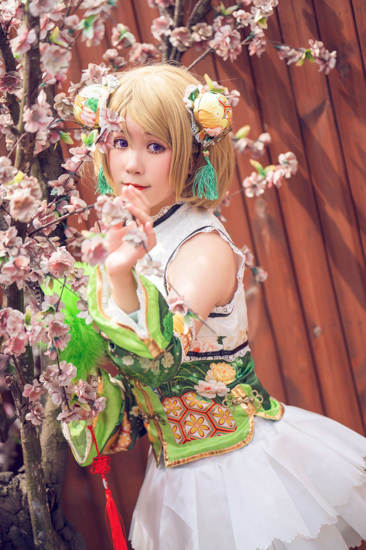 可爱cosplay【CN:爻禾】-第3张