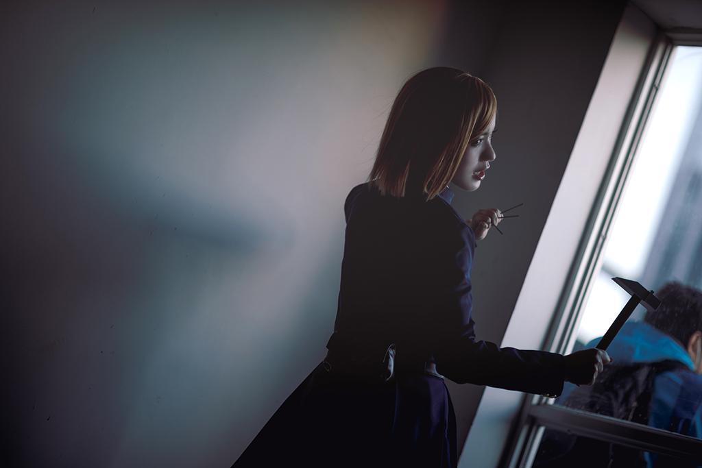 《咒术回战》漫展cosplay【CN:weisa】-第4张