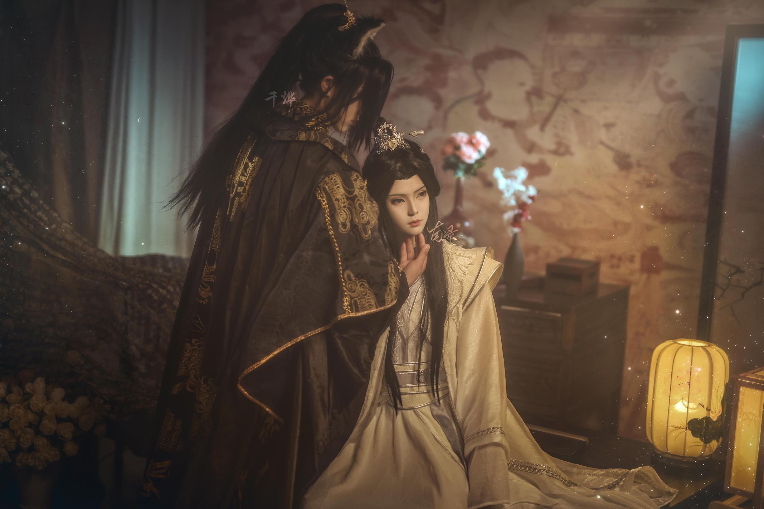 《二哈和他的白猫师尊》正片cosplay【CN:南渌Lin】-第5张