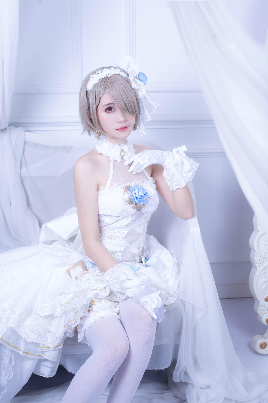 《崩坏学园》花嫁cosplay【CN:琉砂】-第4张