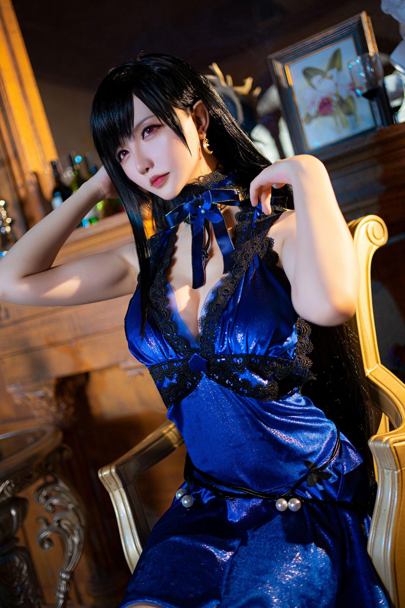 星之迟迟 蒂法蓝礼服 -第9张