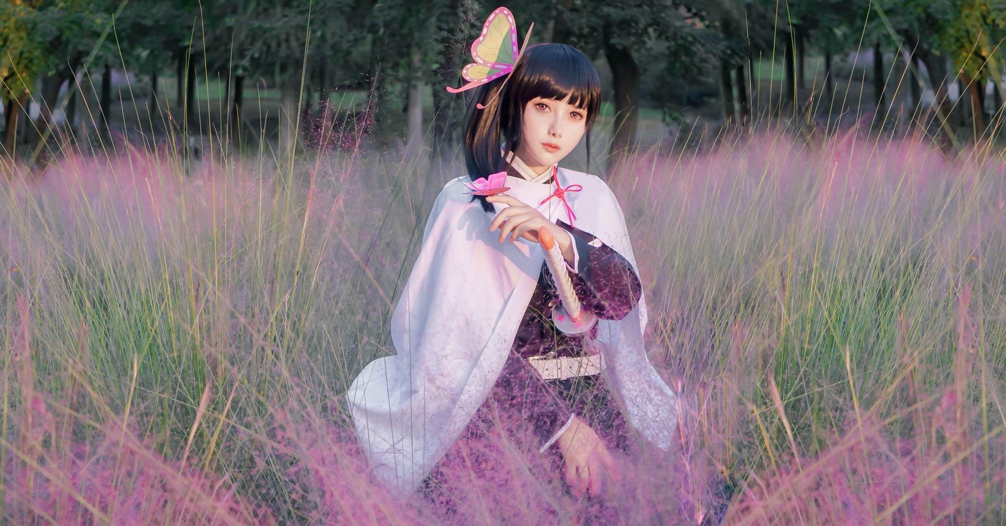 《鬼灭之刃》自拍cosplay【CN:弥代Yashiro】-第2张
