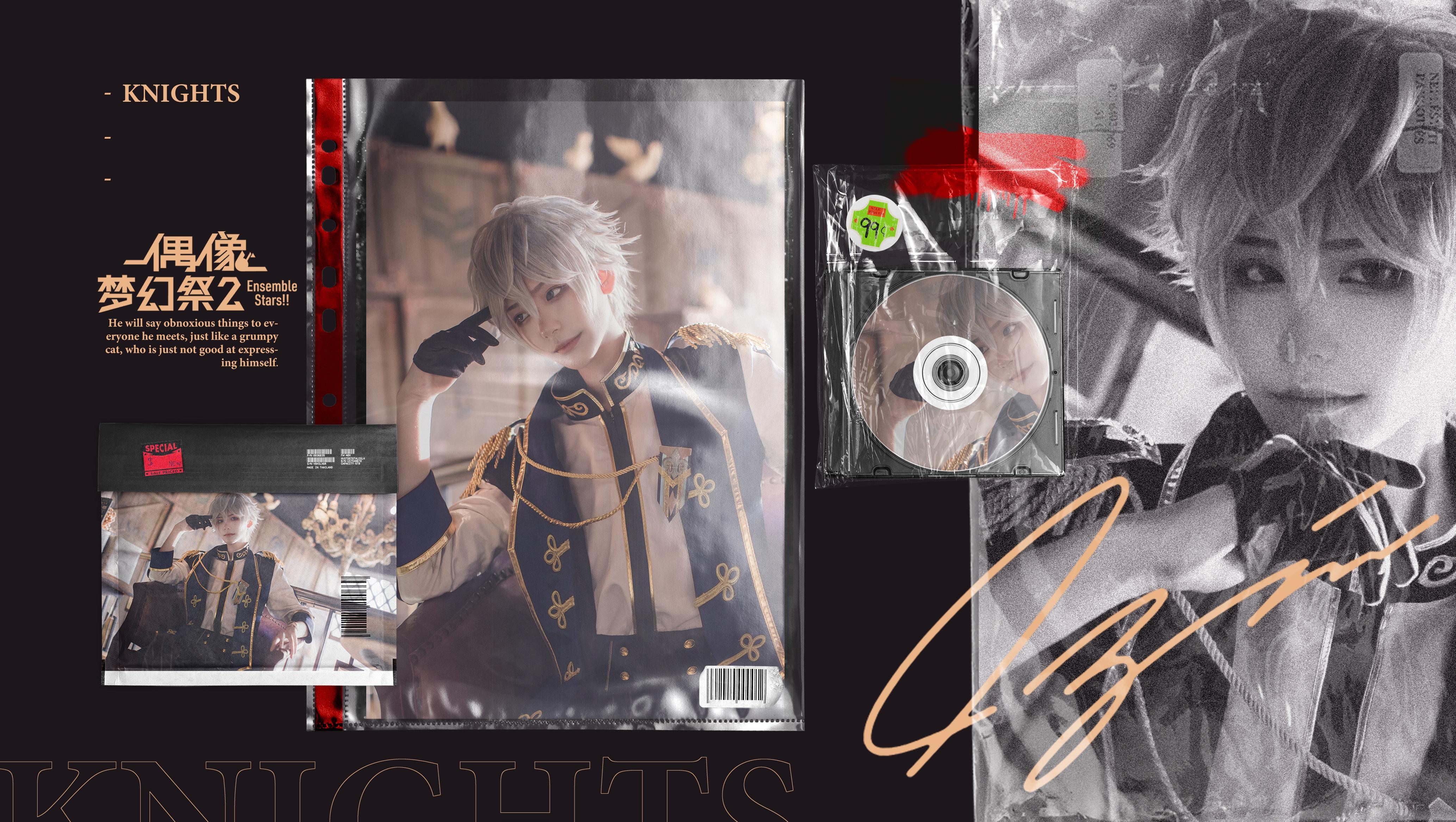 《偶像梦幻祭》正片cosplay【CN:子休LZ】-第8张