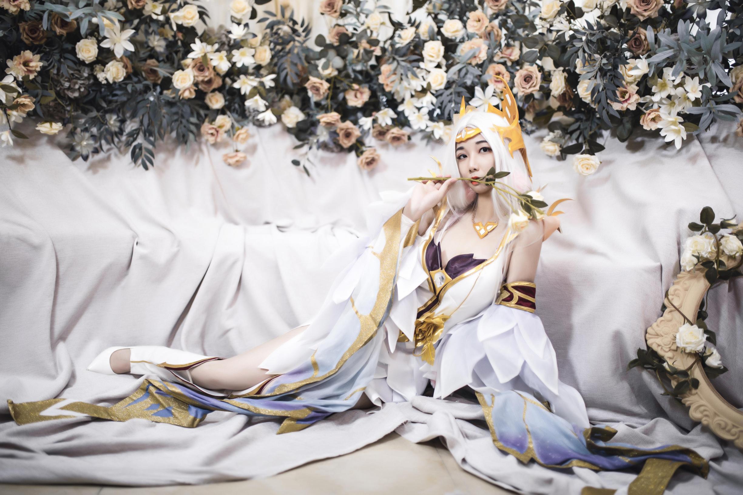 《王者荣耀》王者荣耀貂蝉cosplay【CN:阿音mew】-第3张