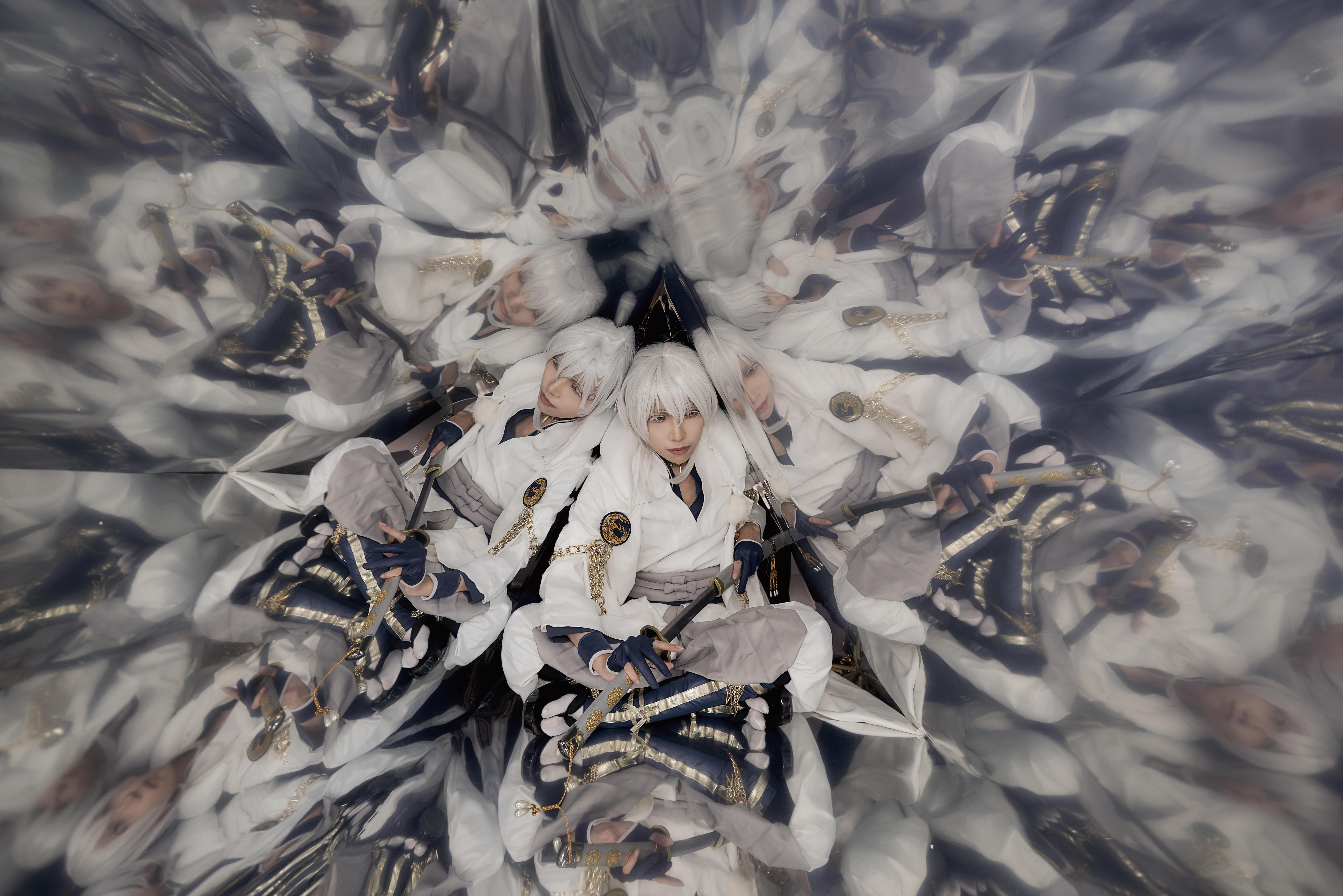 《刀剑乱舞》正片cosplay【CN:coser张国风】-第9张