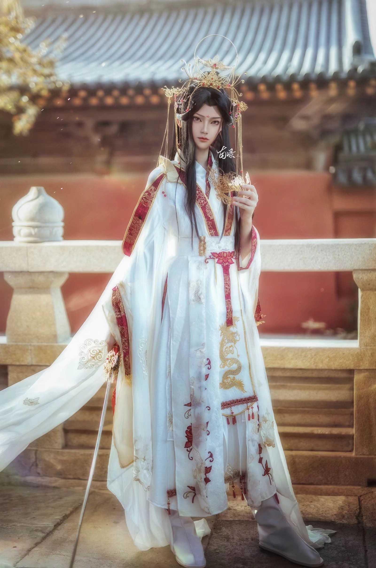《天官赐福》王者荣耀cosplay【CN:南渌Lin】-第14张