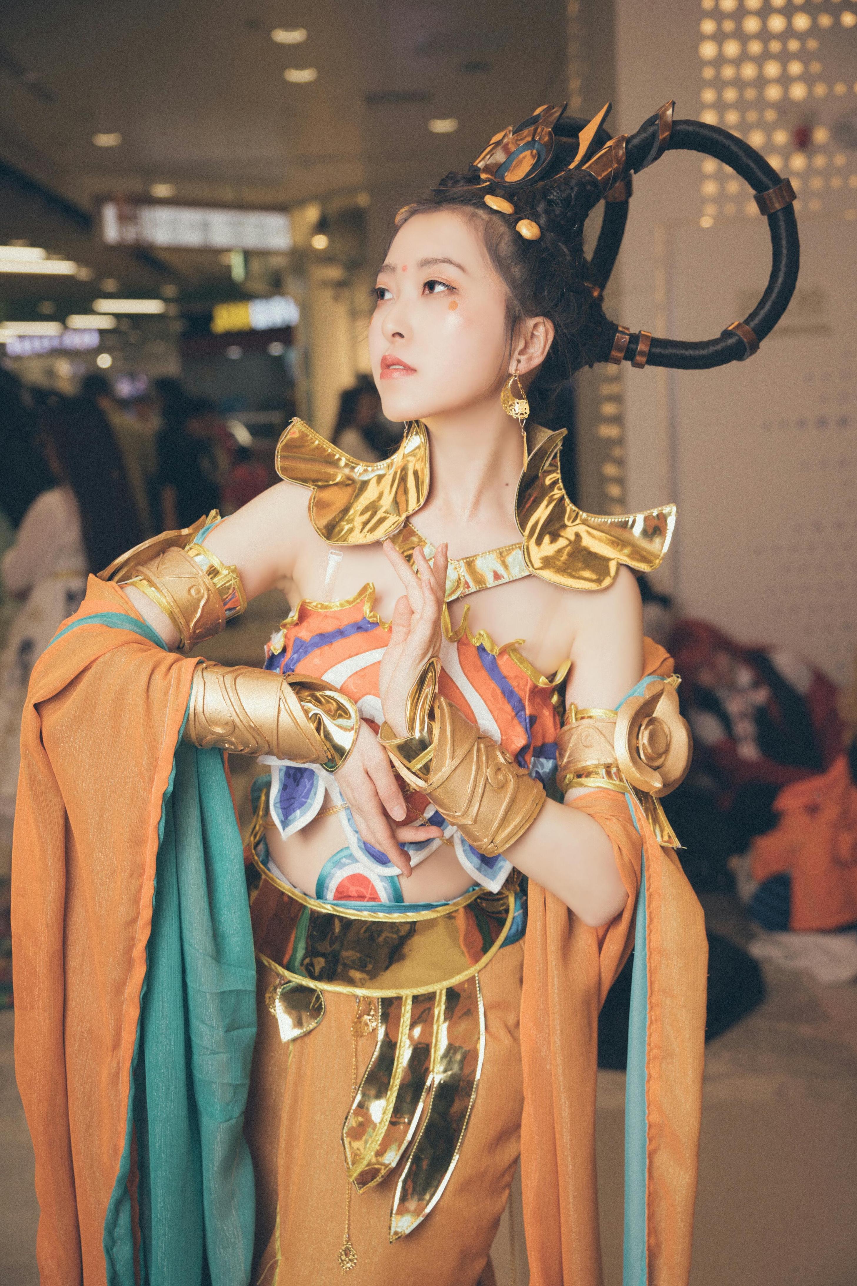 《王者荣耀》王者荣耀杨玉环cosplay【CN:YINGO殷果】-第1张