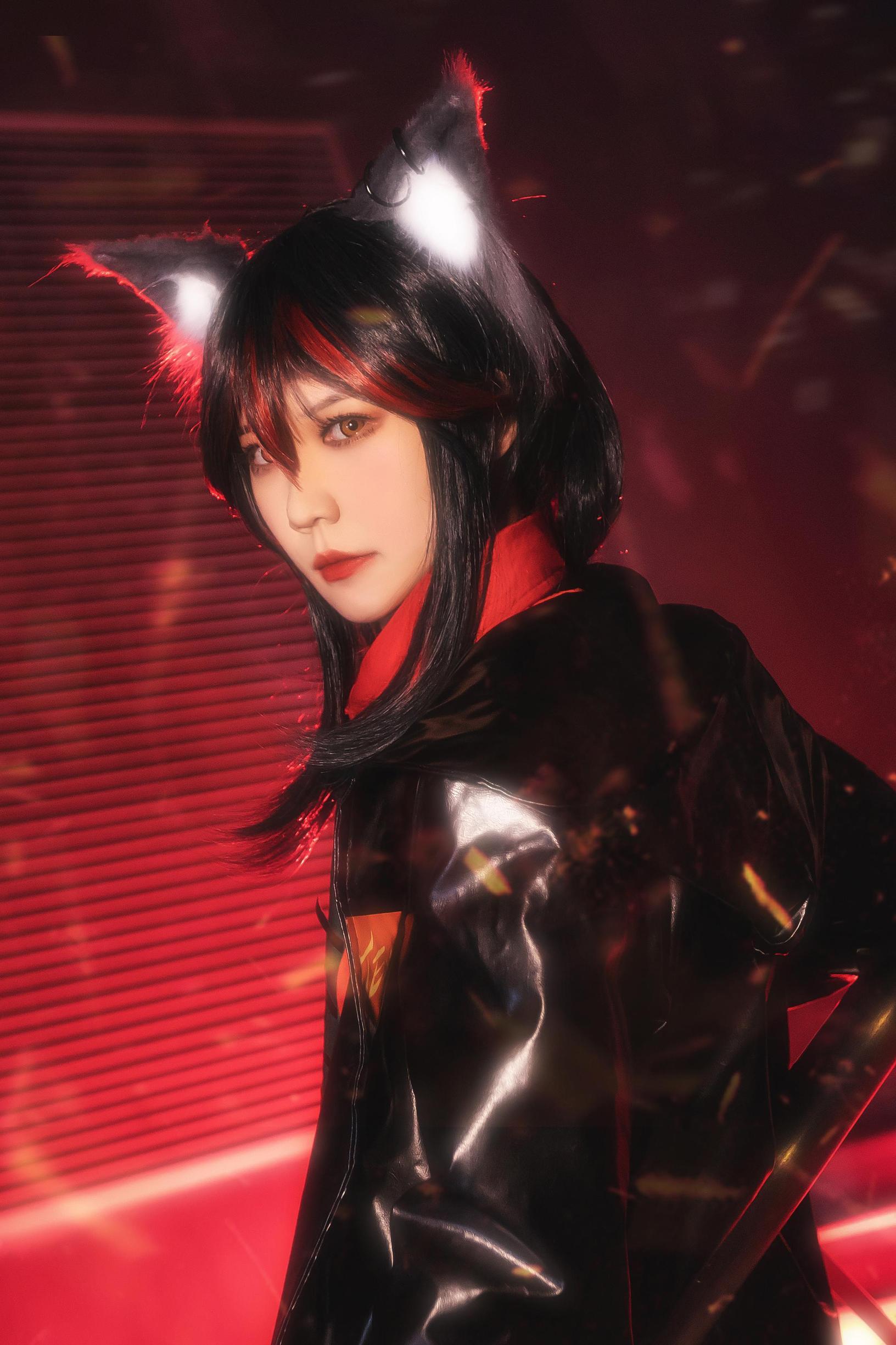 《明日方舟》漫展cosplay【CN:Tsuki废柴月】-第8张