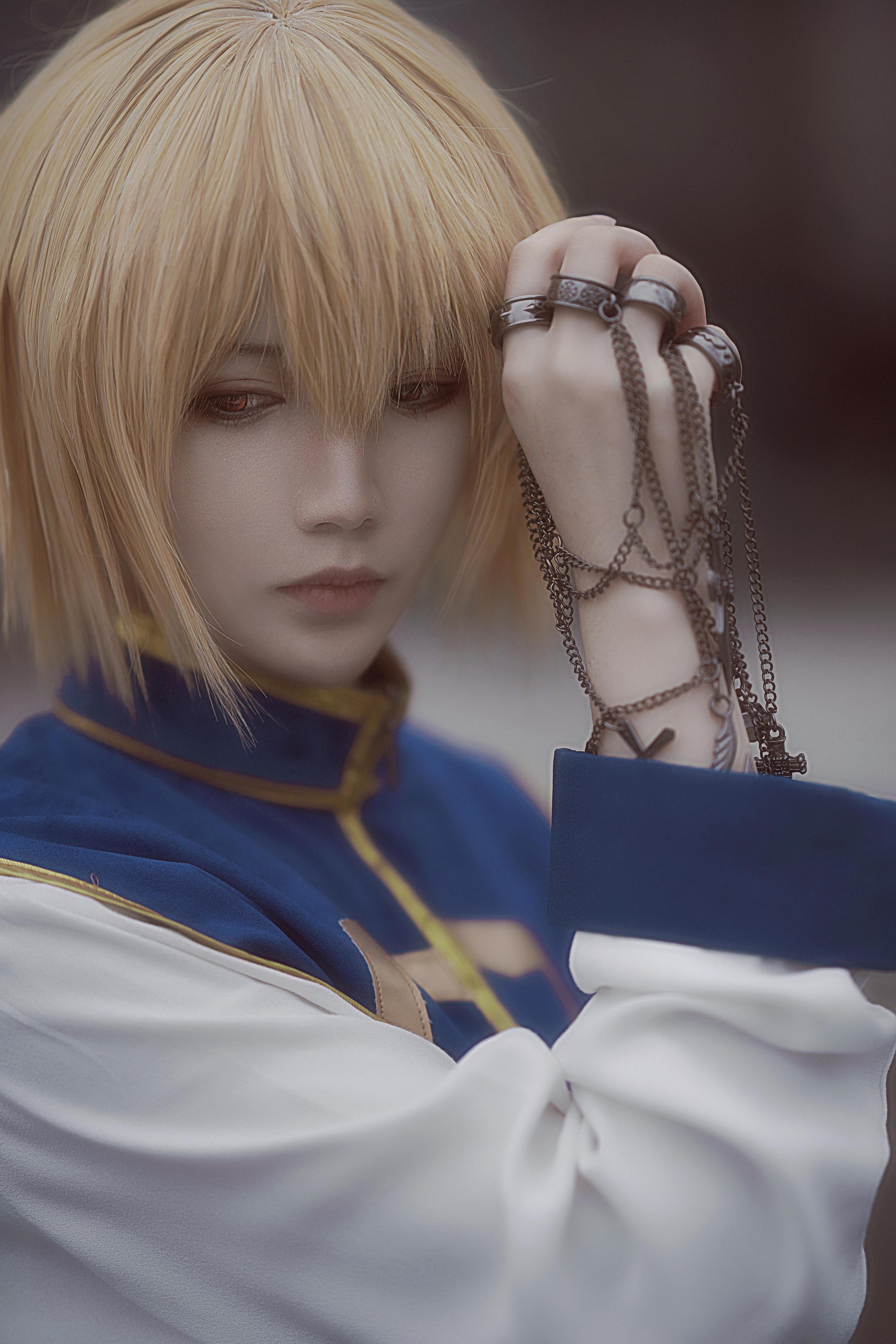 《全职猎人》酷拉皮卡cosplay【CN:尹白】-第6张