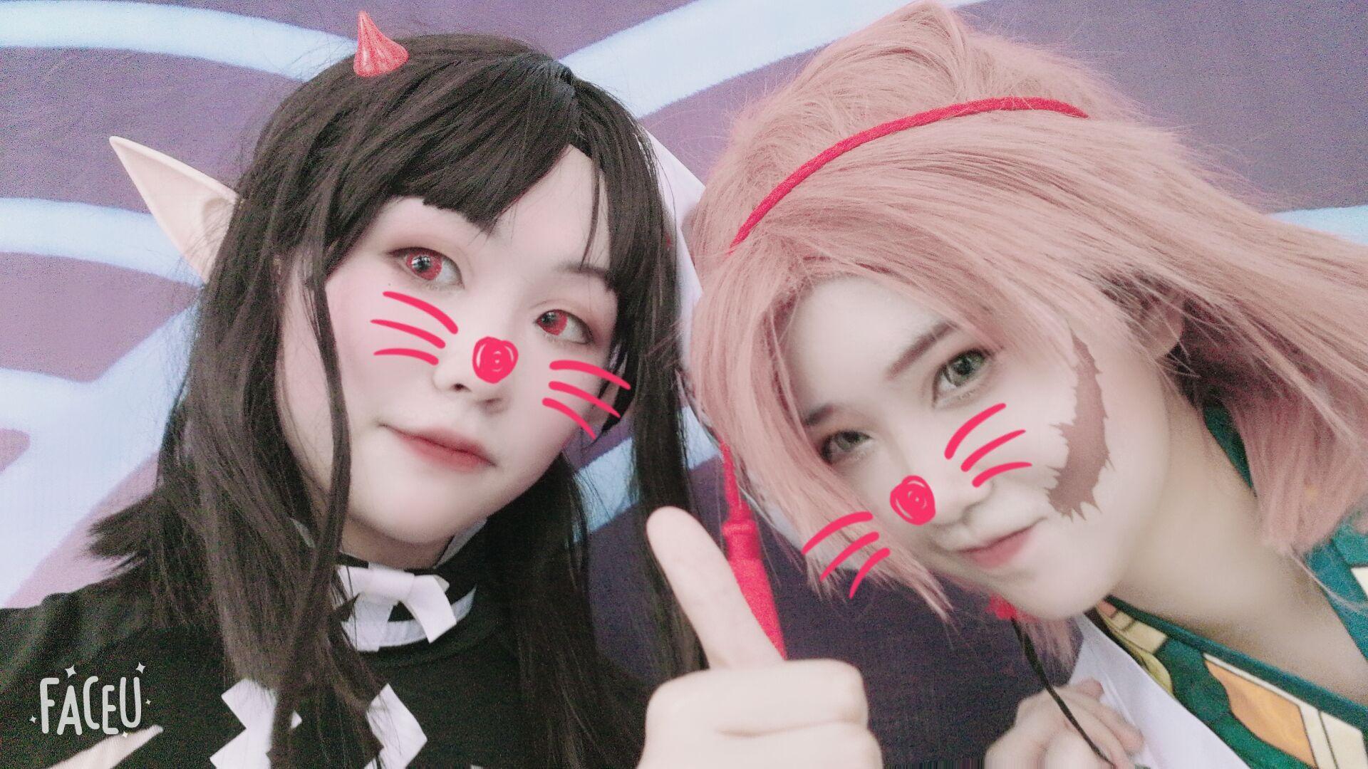 《鬼灭之刃》重庆漫展cosplay【CN:凪良凪影只想过平静的生活】-第12张