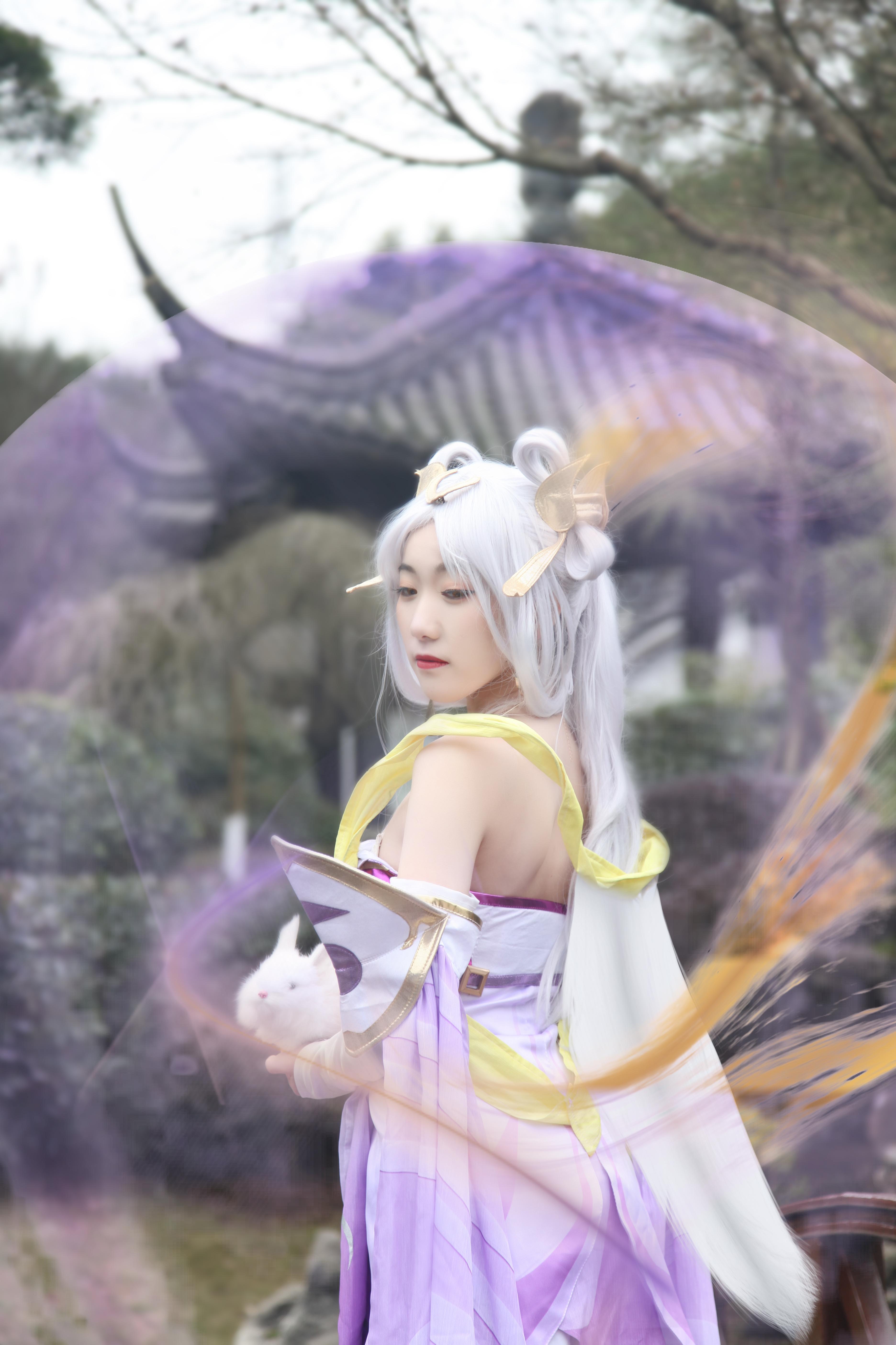 《王者荣耀》美少女cosplay【CN:虞云歌】-第4张
