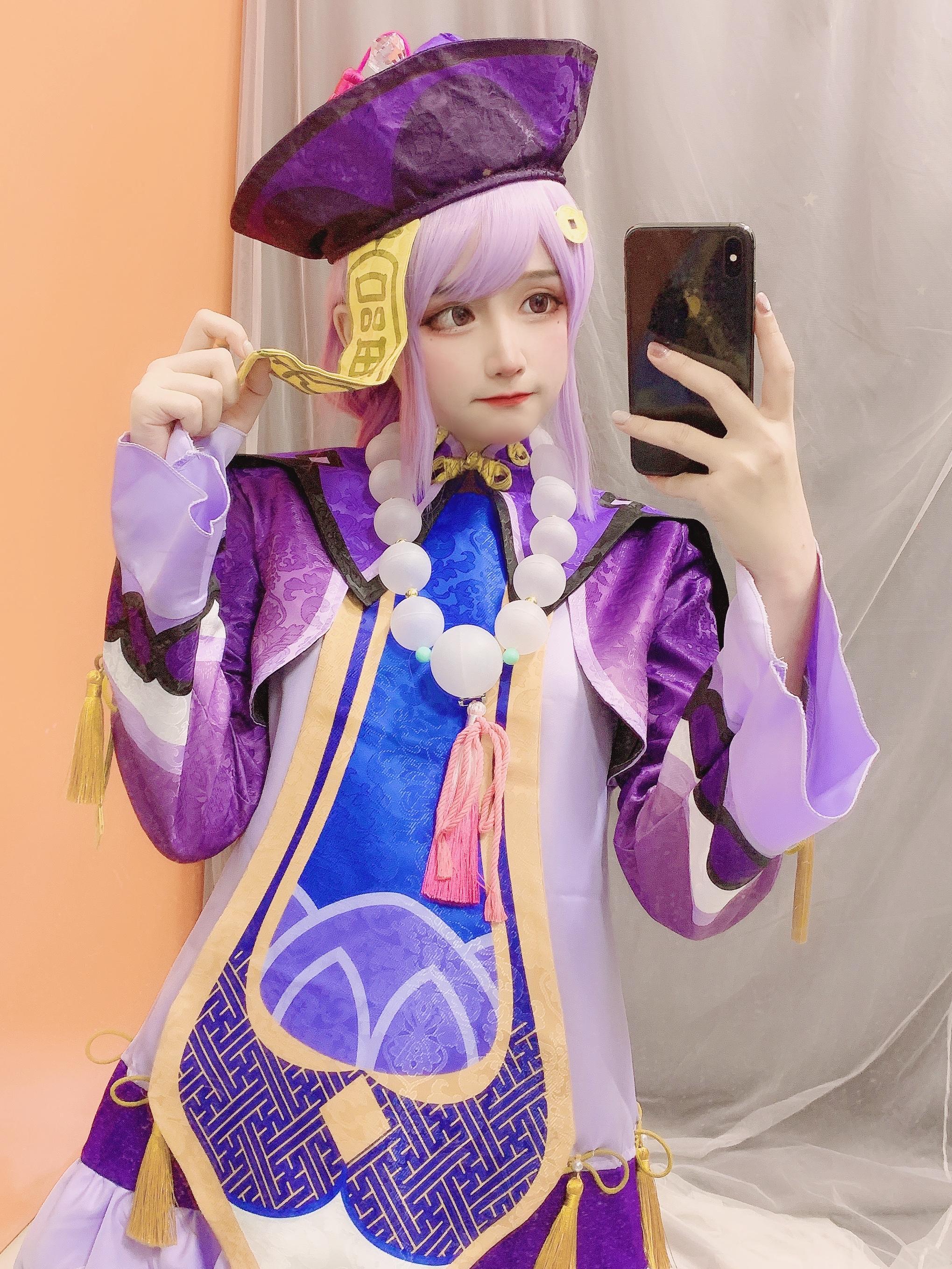 《原神》游戏cosplay【CN:是月月】-第2张