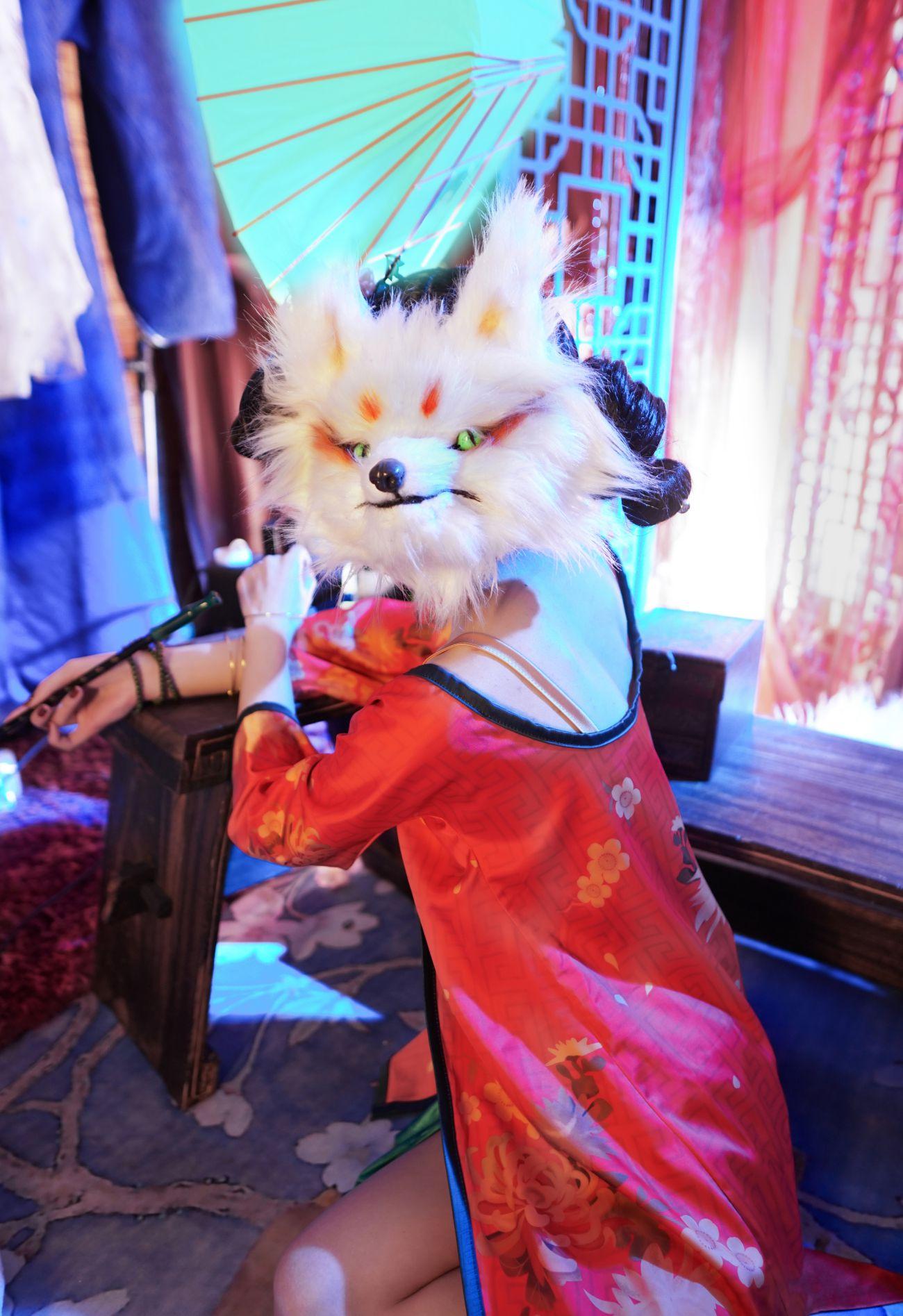 阿包也是兔娘 白蛇起源宝青坊主 -第4张