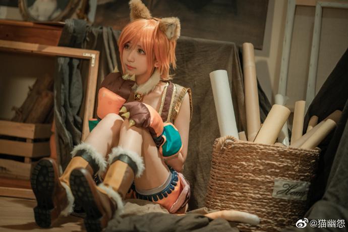 超异域公主链接☆Re:Dive   春咲日和莉   @猫幽怨 (9P)-第3张