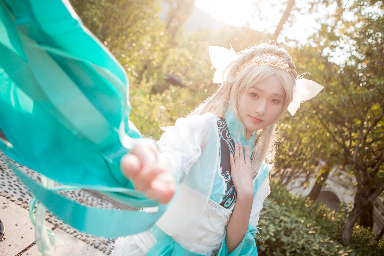 《剑侠情缘网络版叁》正片cosplay【CN:Stella_可尔必思】-第8张