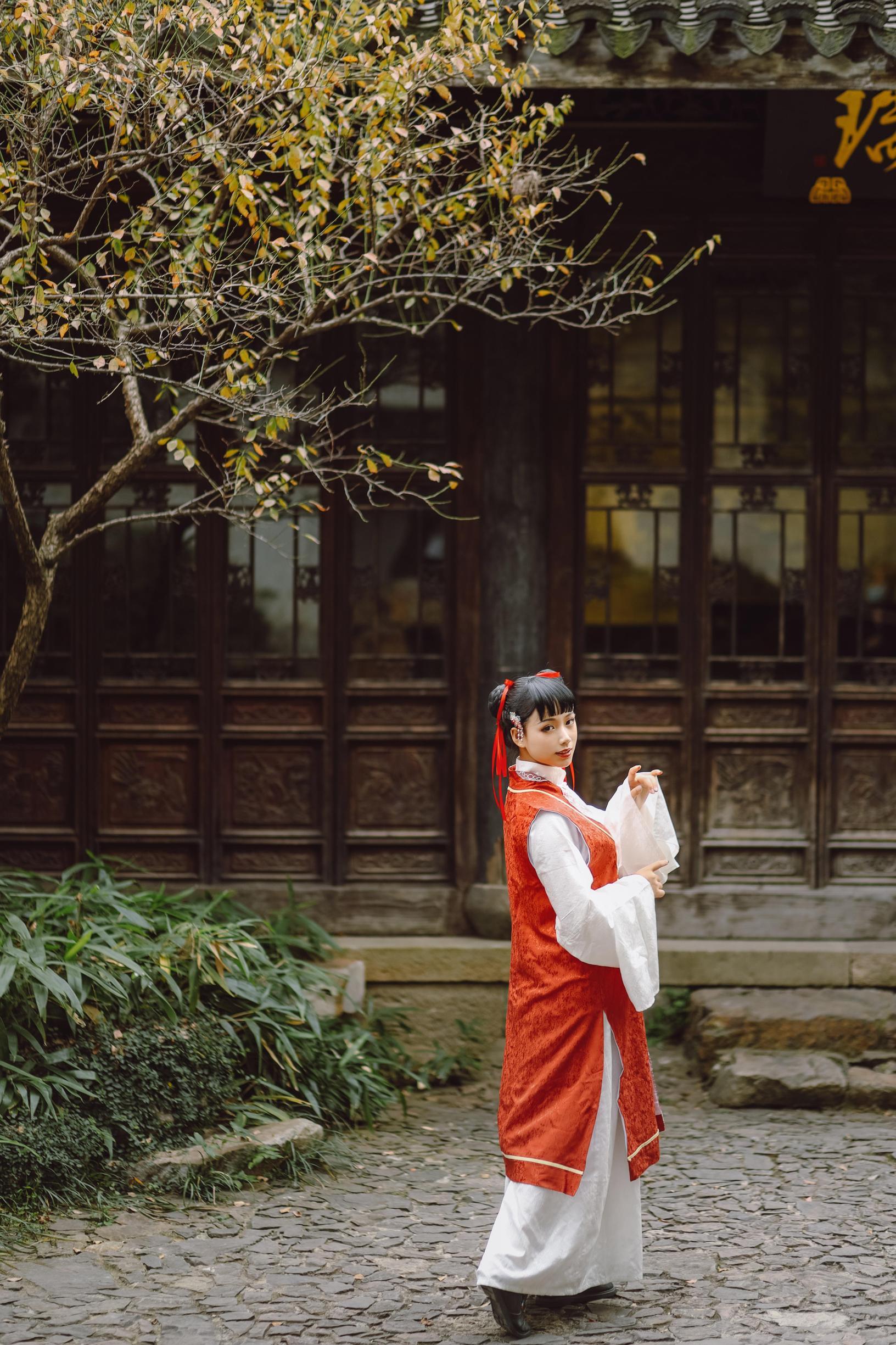 《江南百景图》美如画cosplay【CN:ACI_】-第3张
