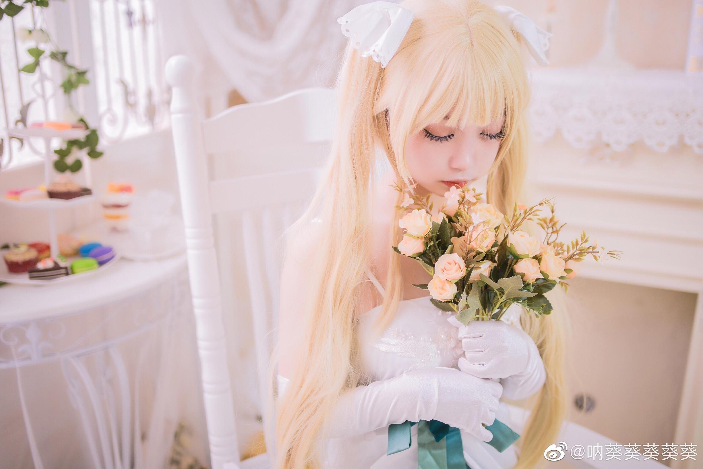 《路人女主的养成方法》正片cosplay【CN:超高校肥宅】-第9张
