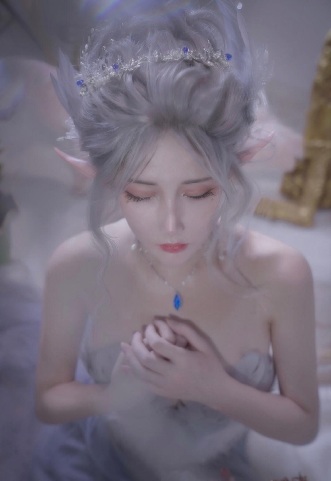 【COS】鬼刀-冰公主cn:maou_0618 -第3张