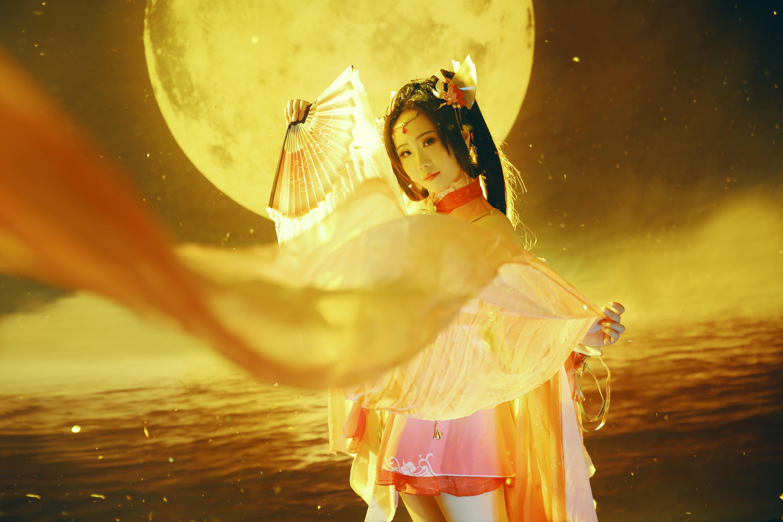 《剑侠情缘网络版叁》游戏cosplay【CN:晗雅】-第7张