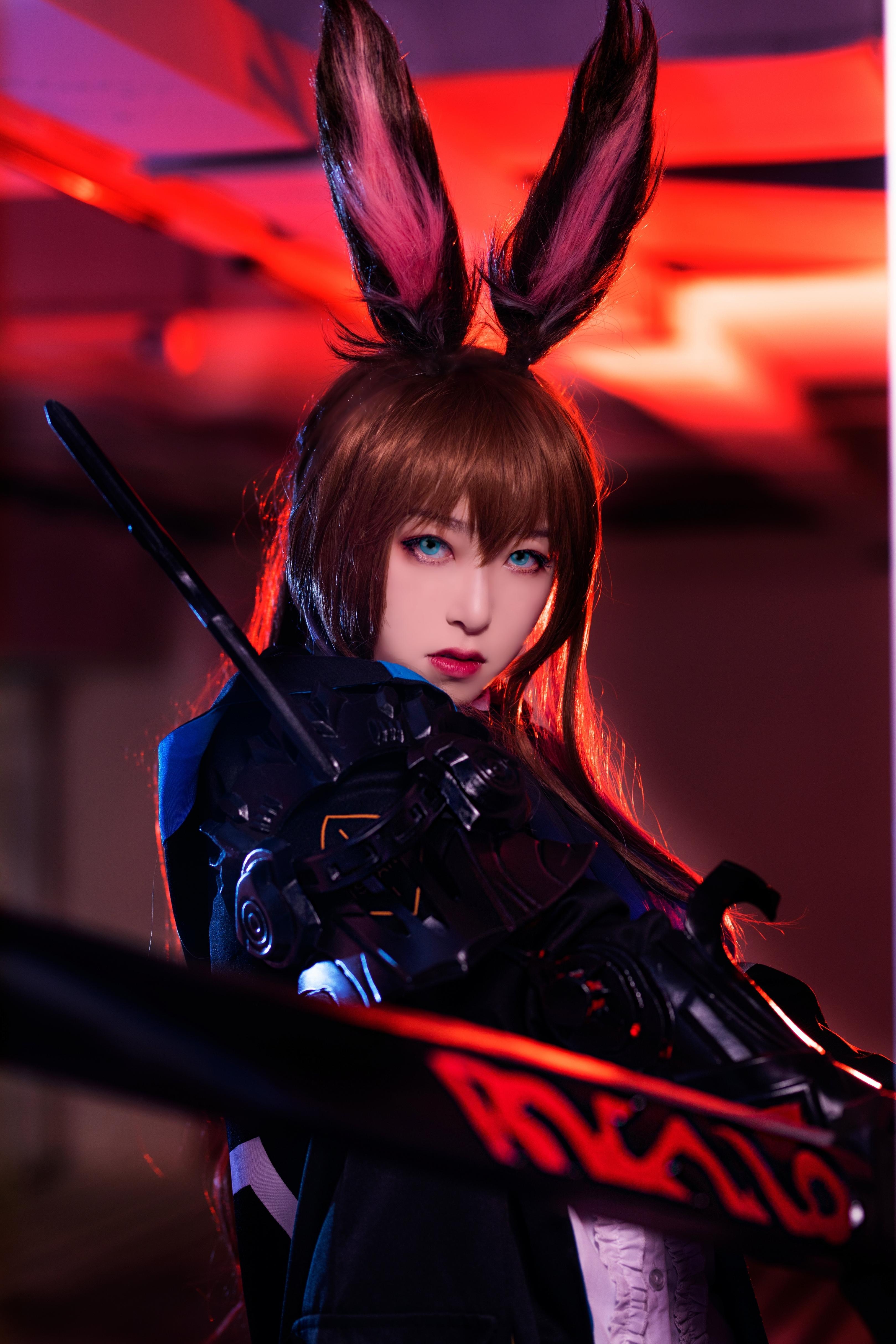 《明日方舟》正片cosplay【CN:YINGO殷果】-第1张