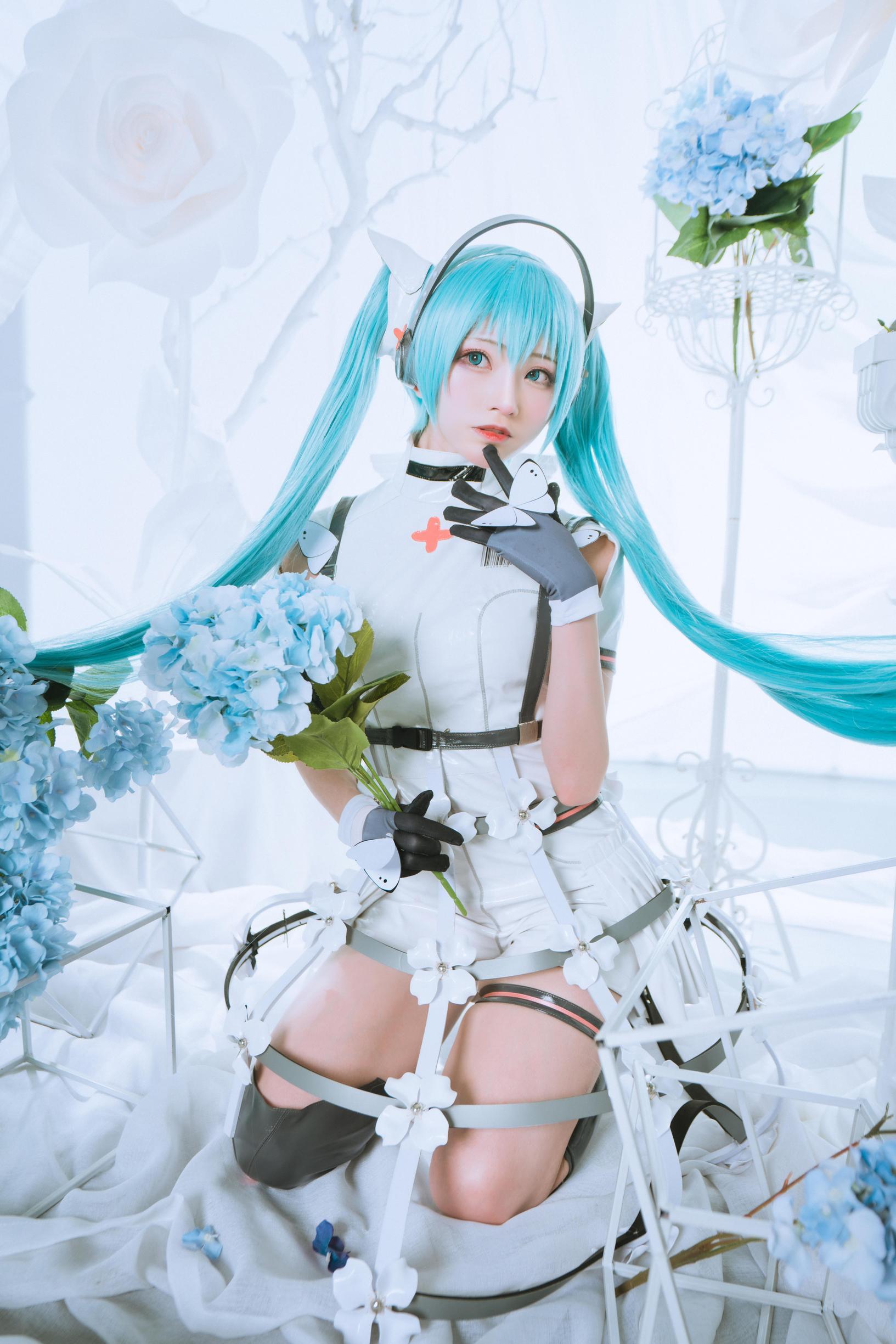 少女cosplay【CN:Kitaro_绮太郎】-第10张