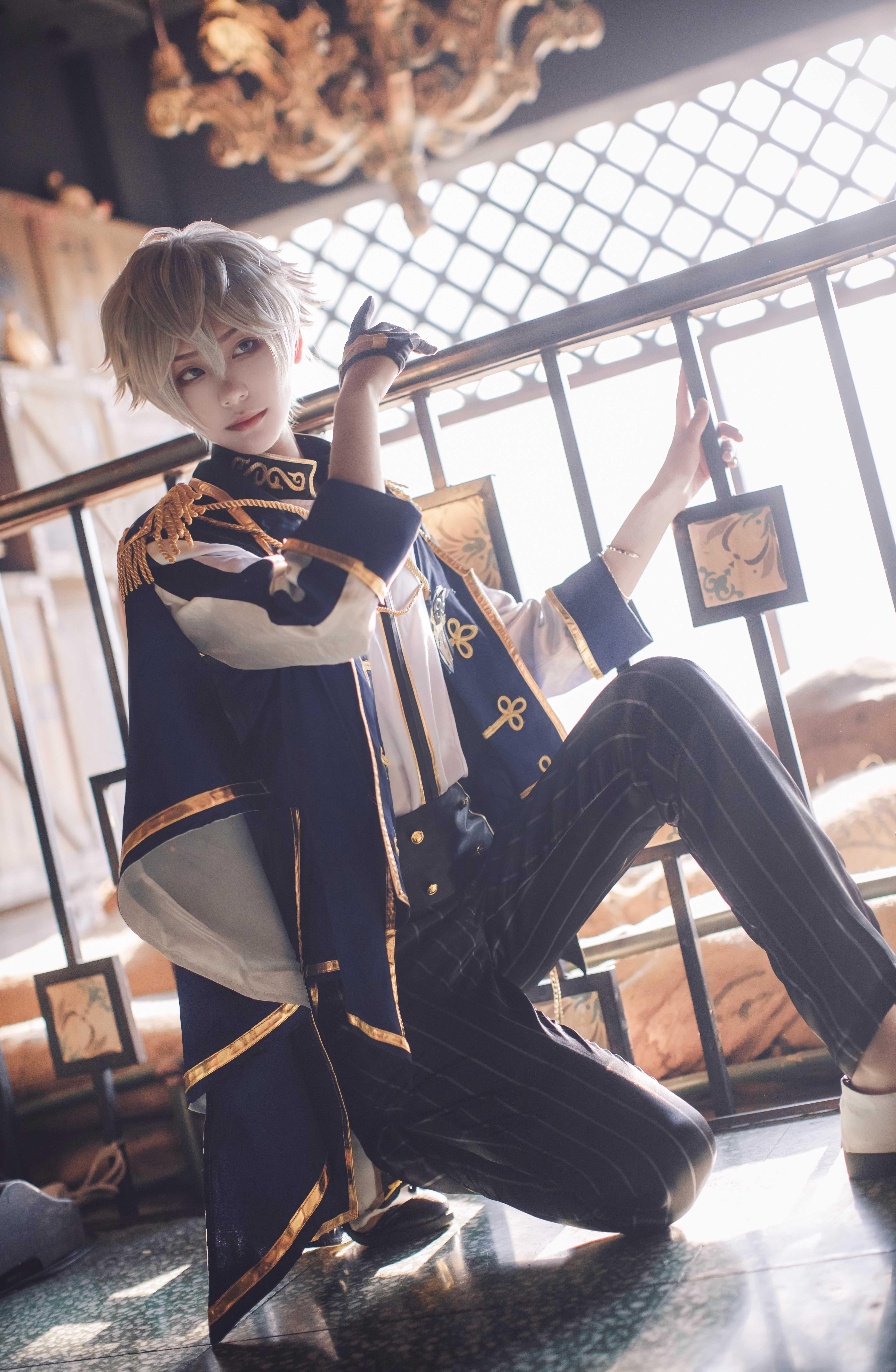 《偶像梦幻祭》正片cosplay【CN:子休LZ】-第3张