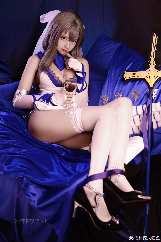 [神探火狸狸] 碧蓝航线 路易九世换装「华服的圣骑士」 -第8张