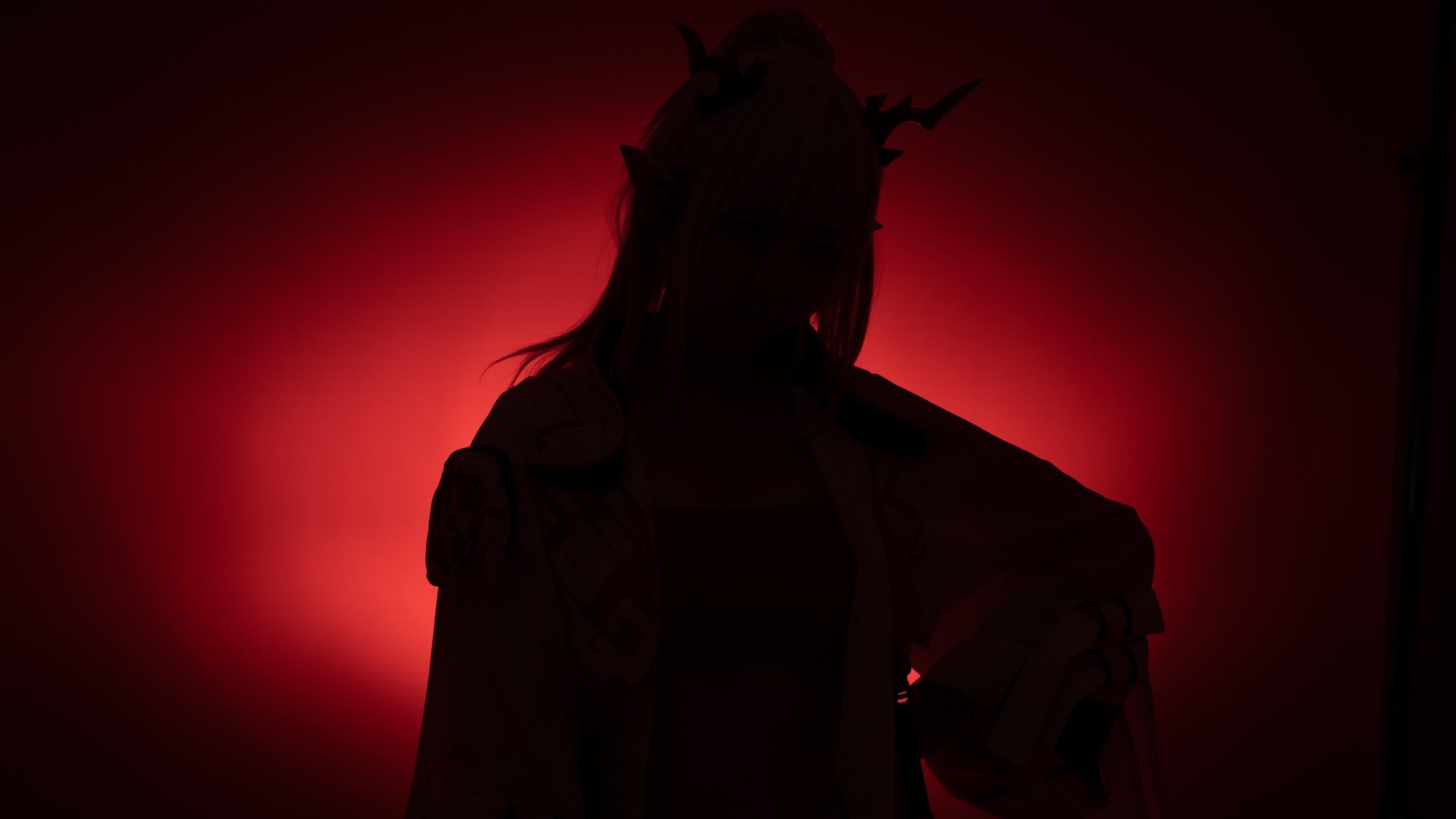 《明日方舟》正片cosplay【CN:NANCO-】-第11张