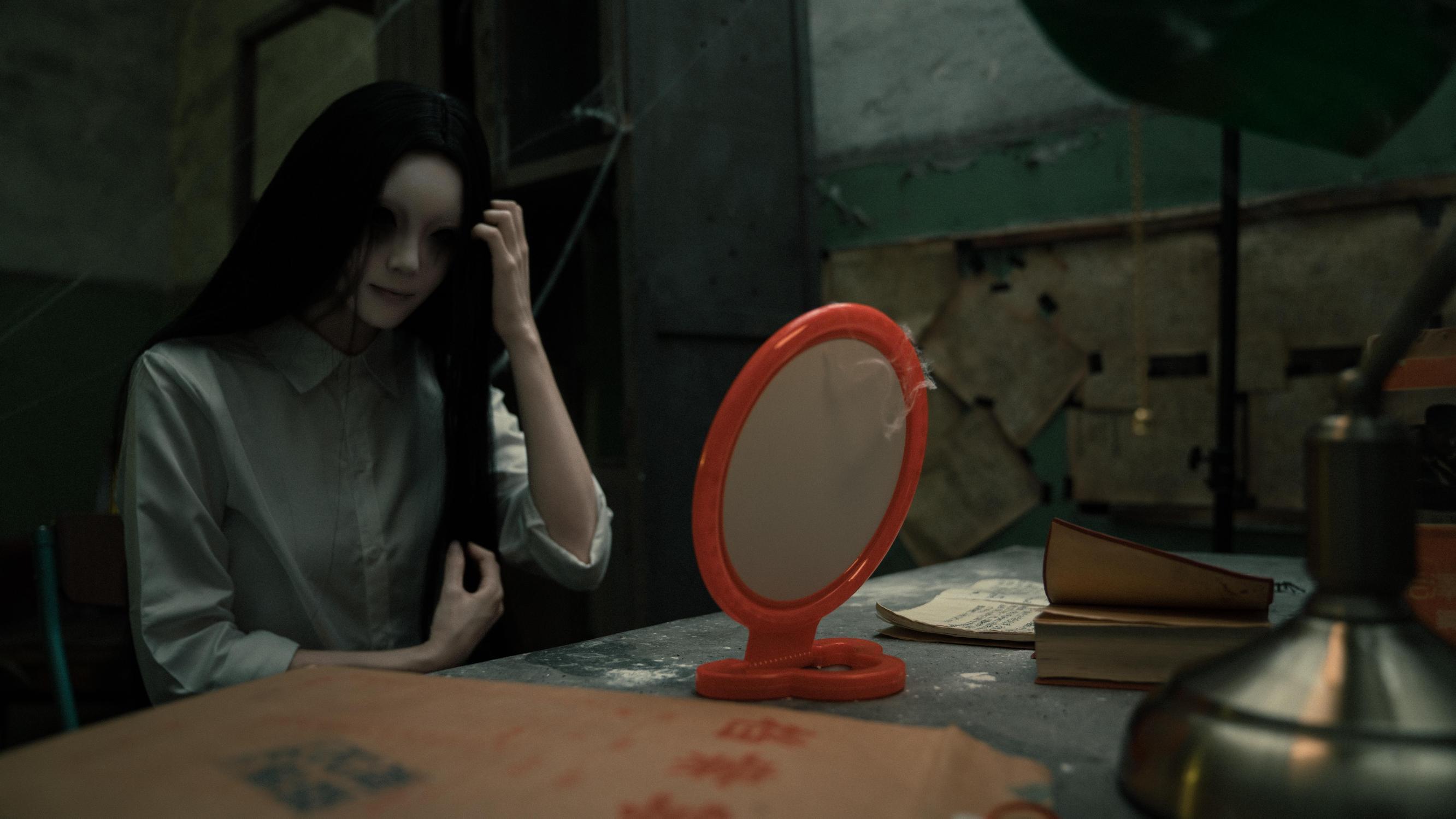 《盗墓笔记》禁婆cosplay【CN:千翊是翊不是羽】-第8张