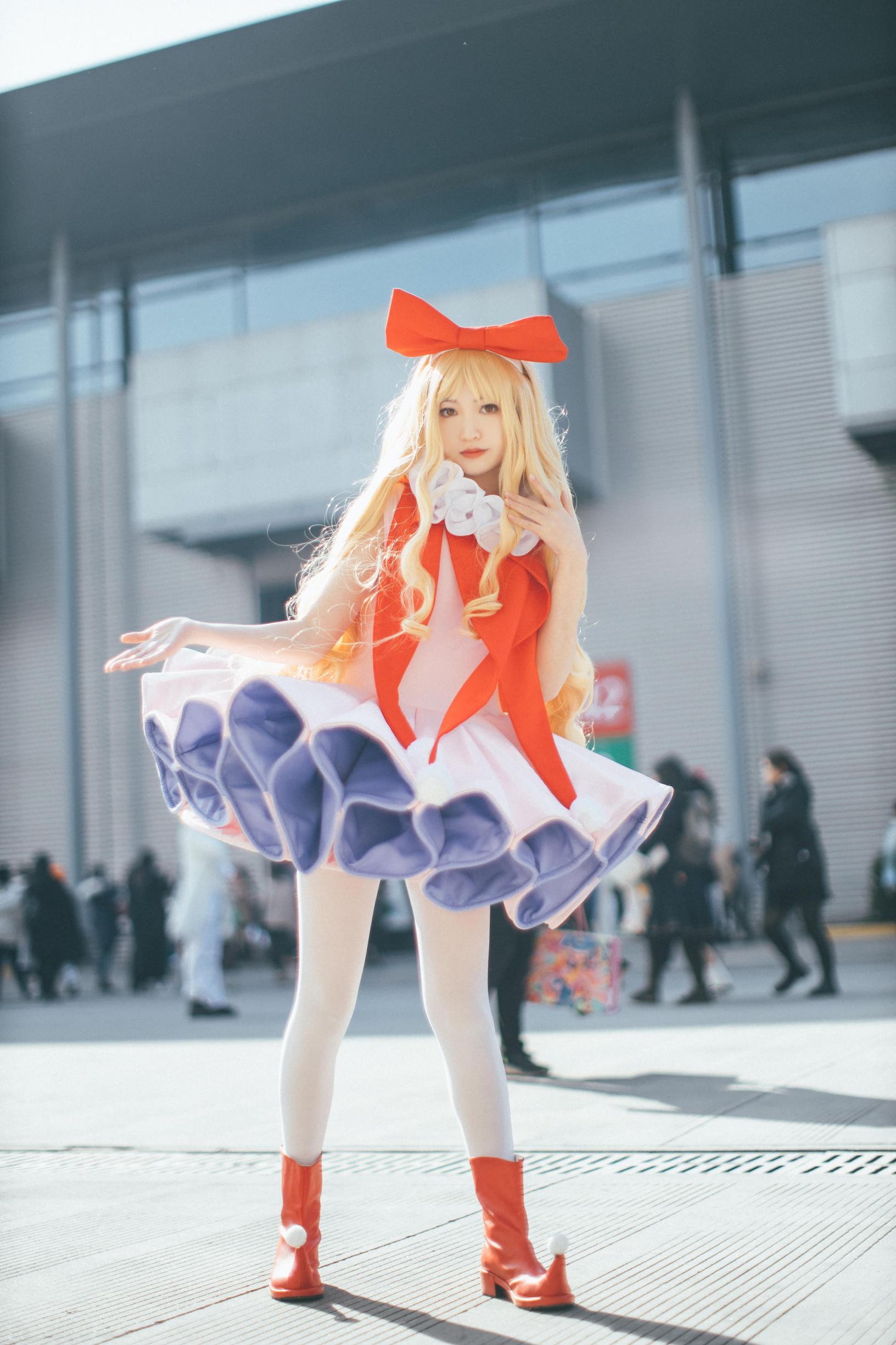 《守护甜心!》真城璃茉cosplay【CN:酥茶糕】-第5张