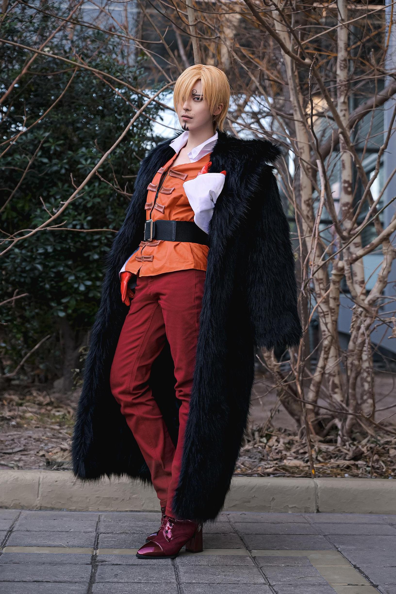 《海贼王》推荐cosplay【CN:萝卜D】-第5张