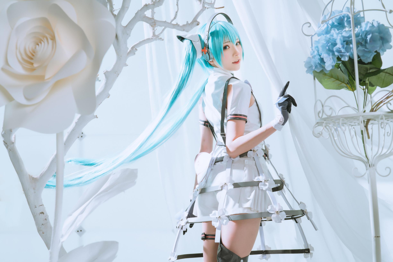 少女cosplay【CN:Kitaro_绮太郎】-第4张