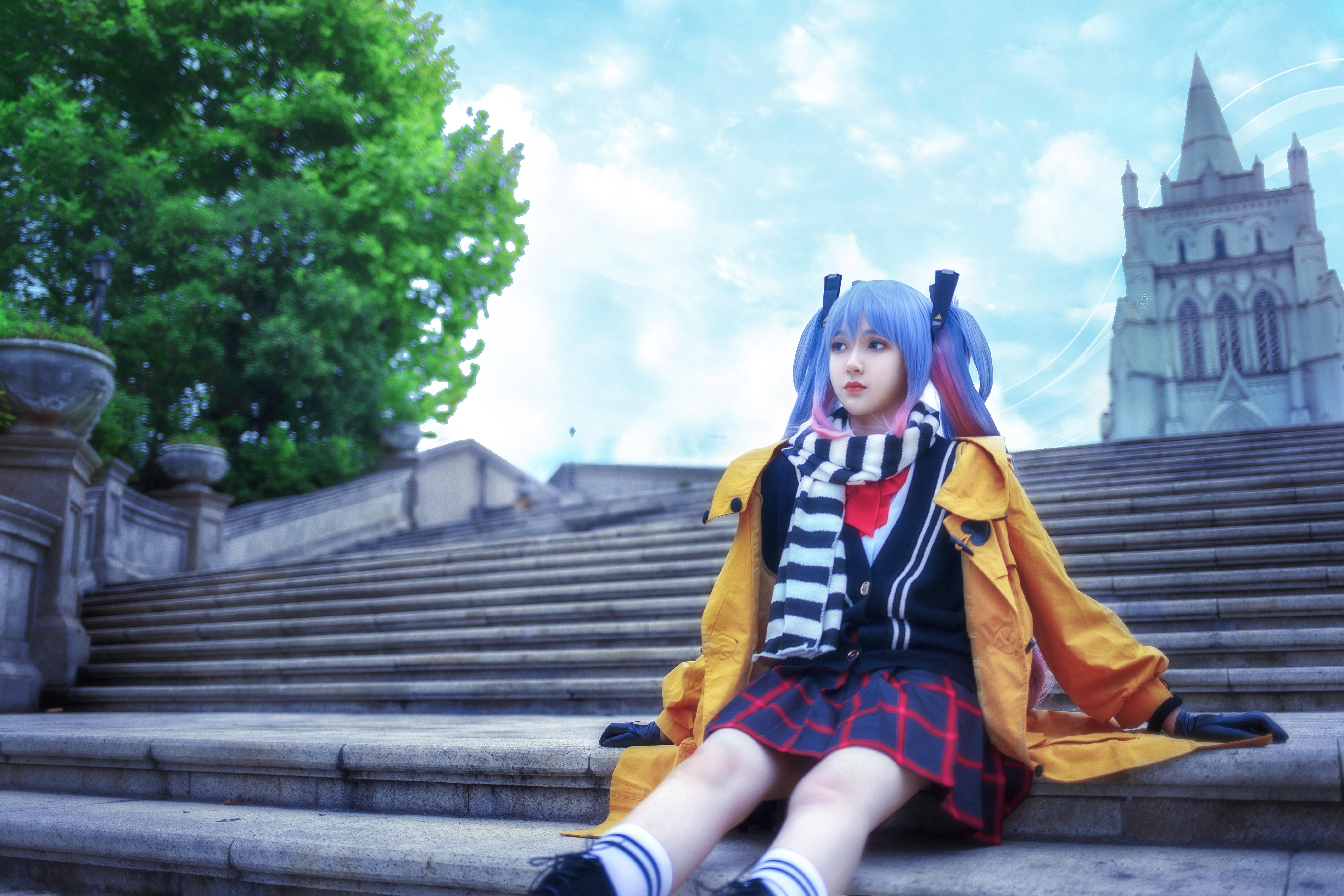 约拍cosplay【CN:神仙水1】-第2张