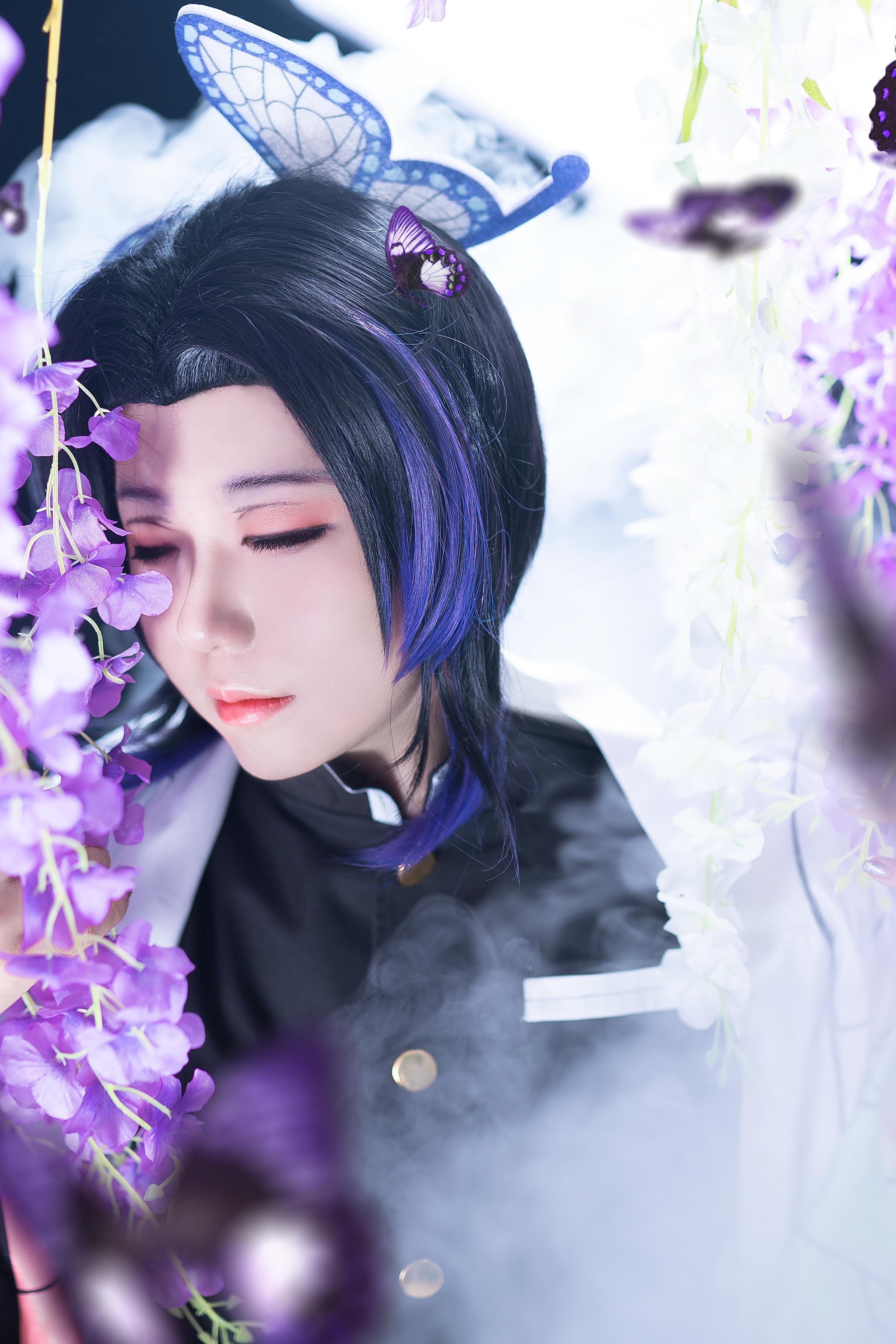 《鬼灭之刃》总结cosplay【CN:w墨希w】-第6张