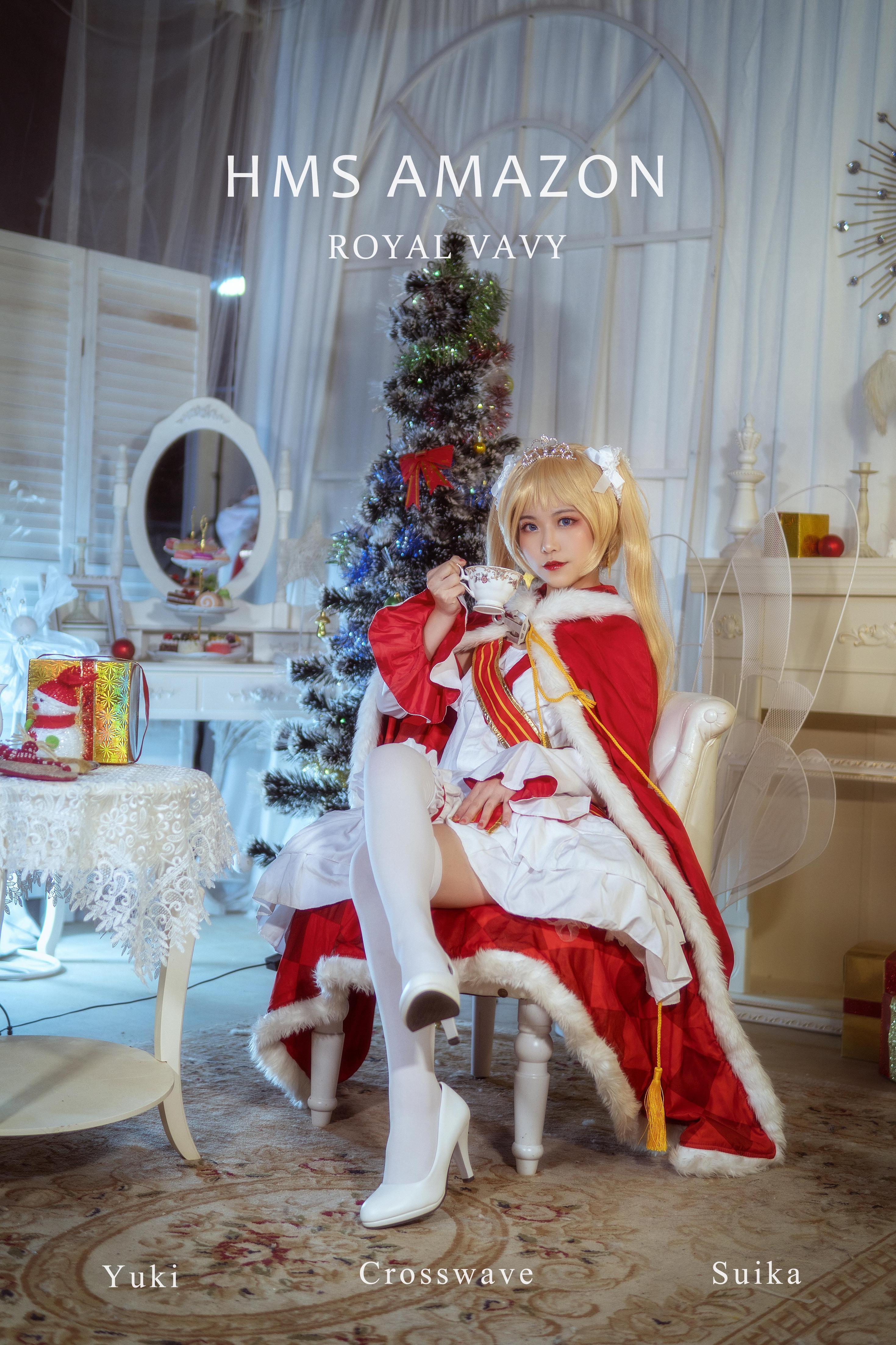《碧蓝航线》正片cosplay【CN:洛城雪Yuki】-第1张