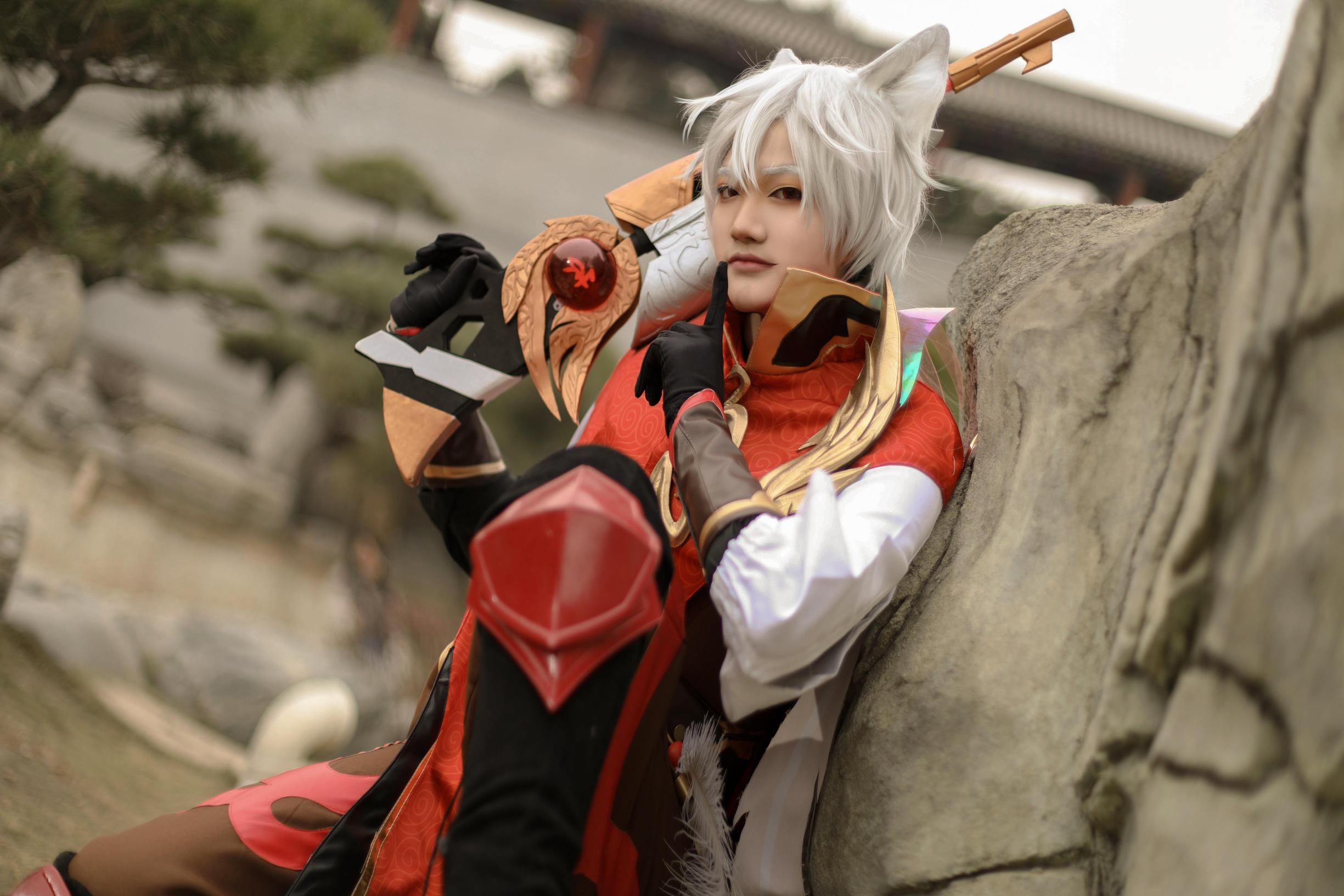 漫展cosplay【CN:NuaNua.】-第4张