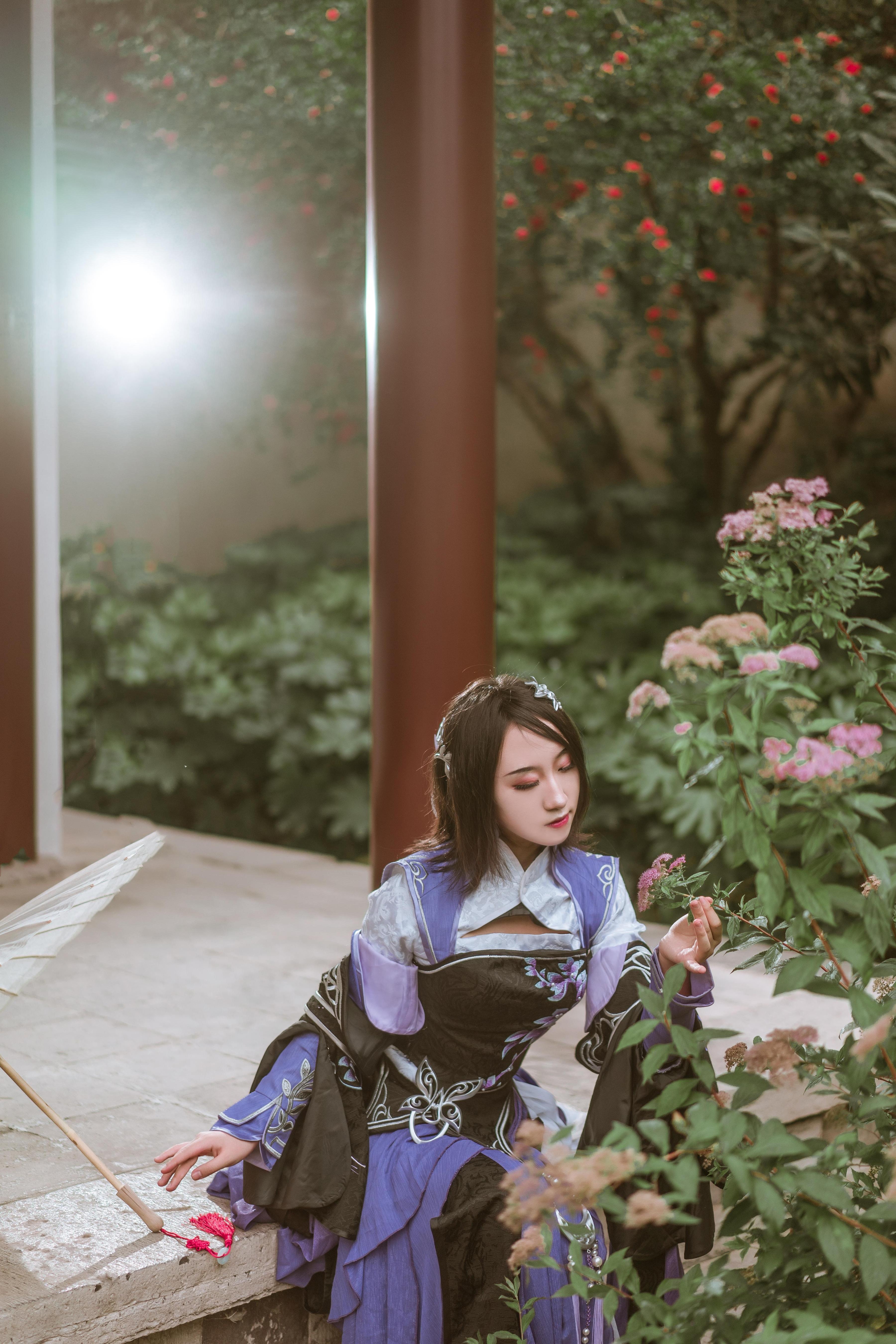 《剑侠情缘网络版叁》剑三cosplay【CN:照烧鸡唧饭】-第11张