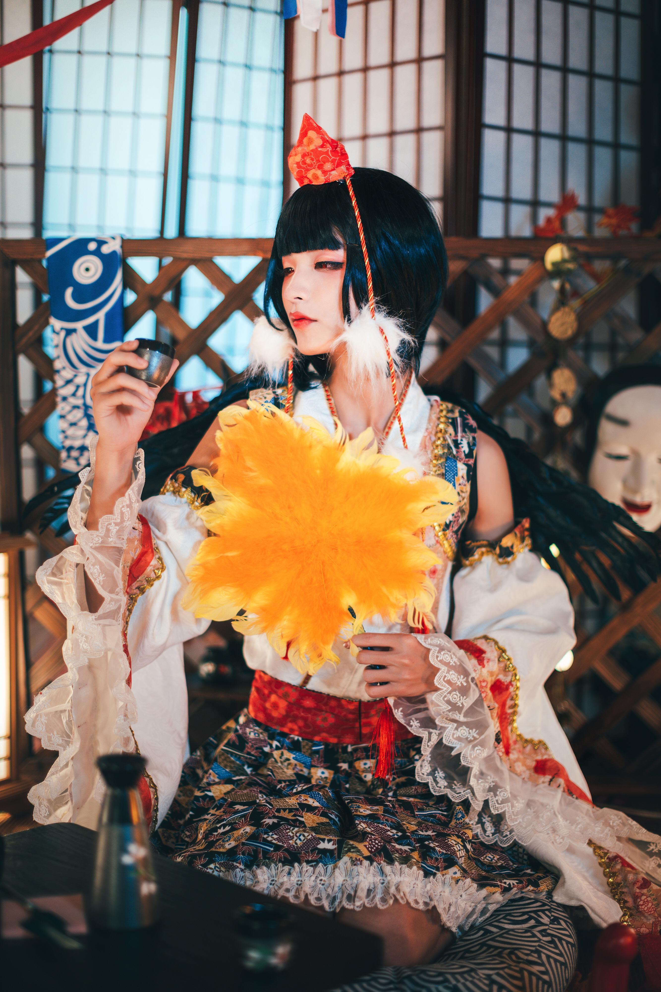 《东方PROJECT》车万cosplay【CN:歌梨】-第13张