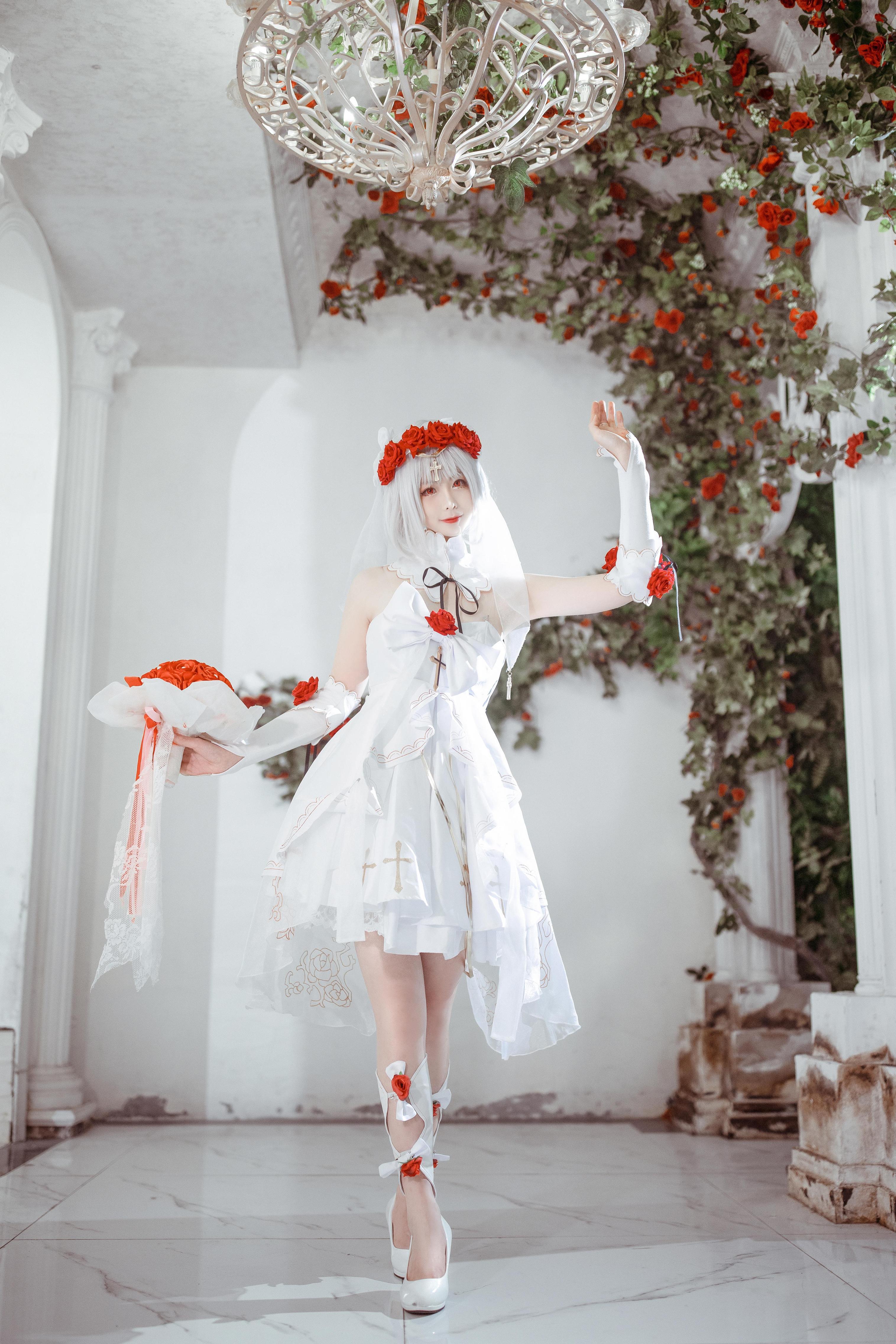《崩坏学园》正片cosplay【CN:樱岛嗷一】-第17张