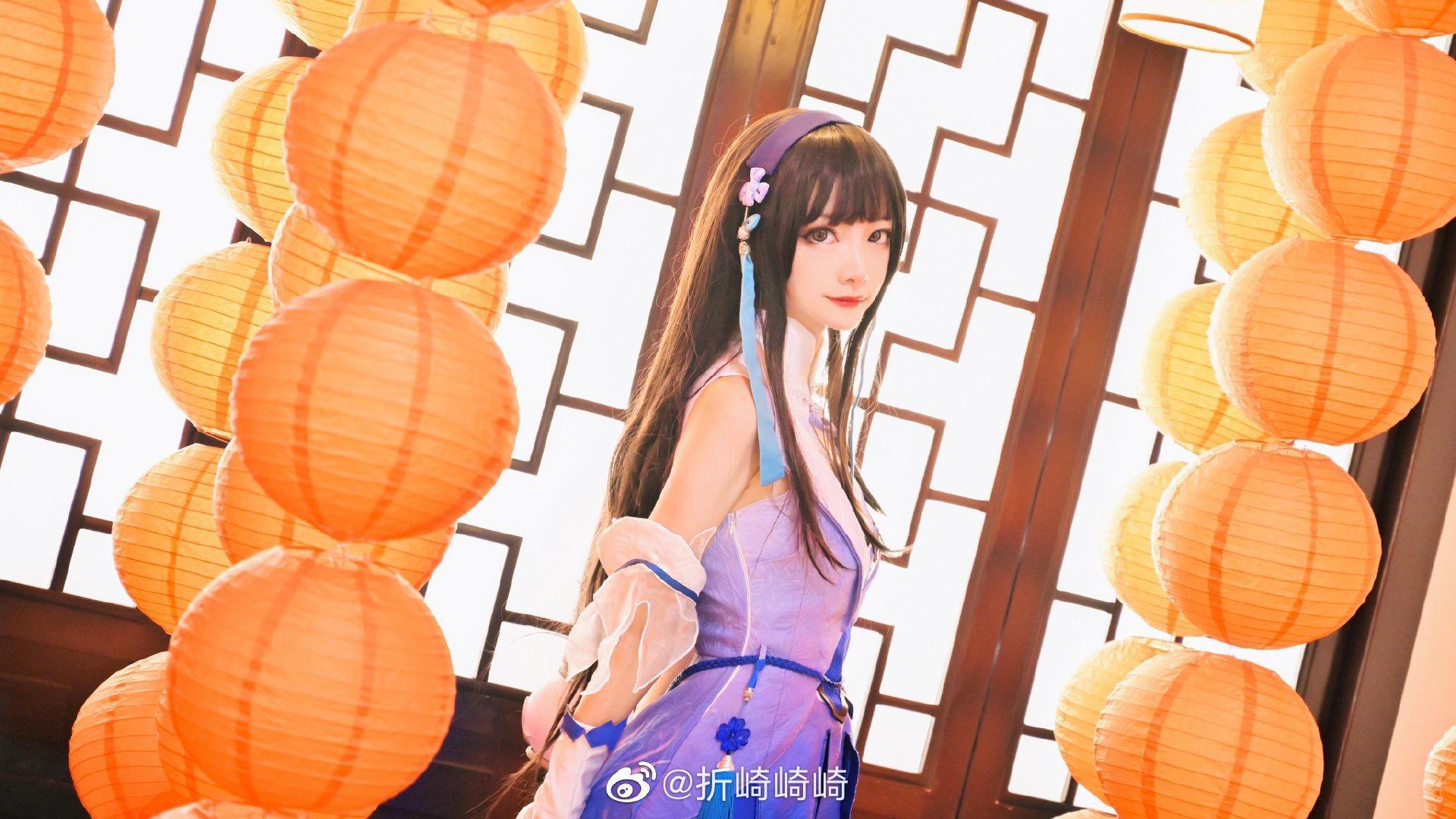 《王者荣耀》正片cosplay【CN:折崎崎崎】-第10张