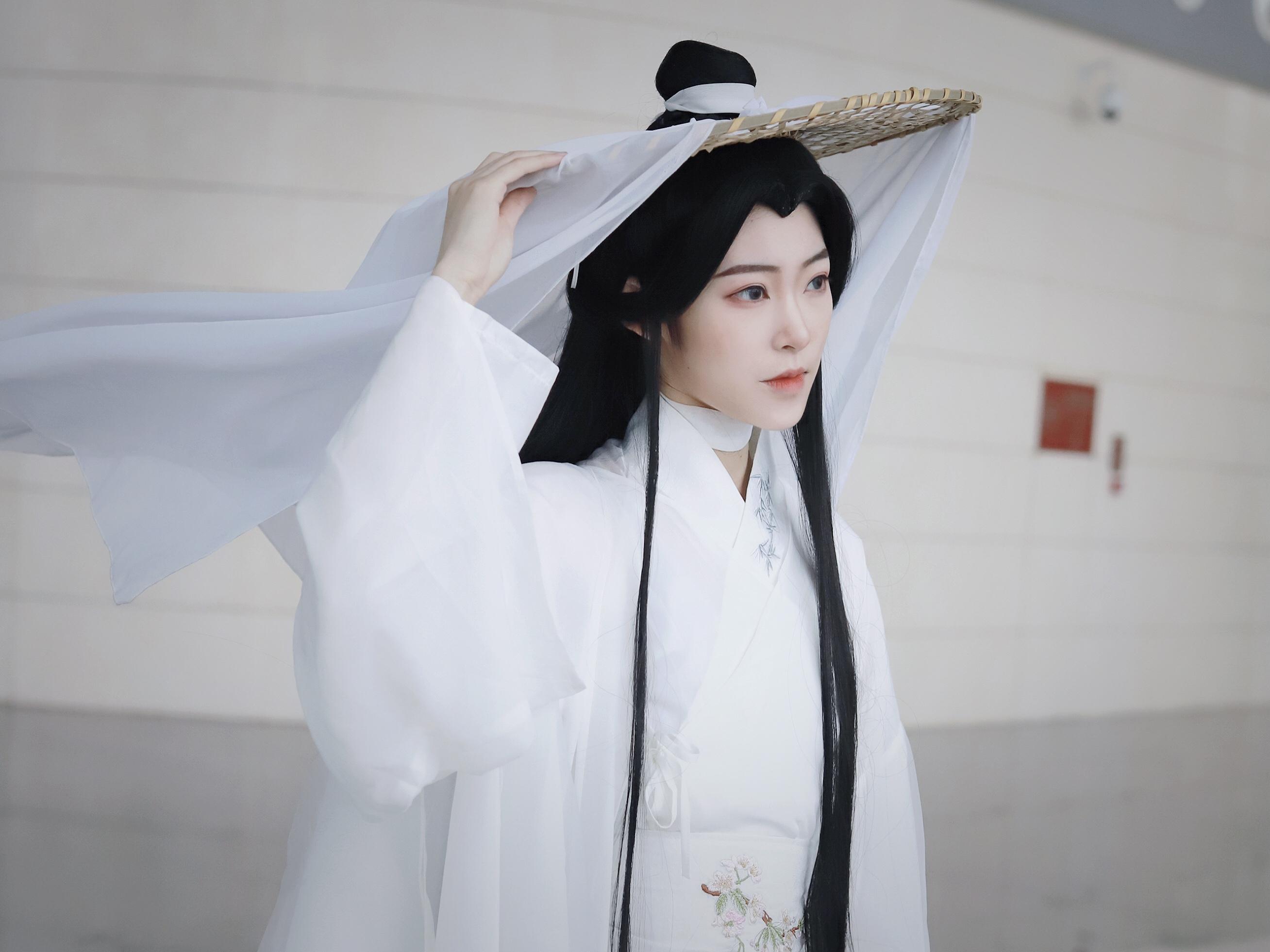 《天官赐福》天官赐福花怜cosplay【CN:南角】-第3张