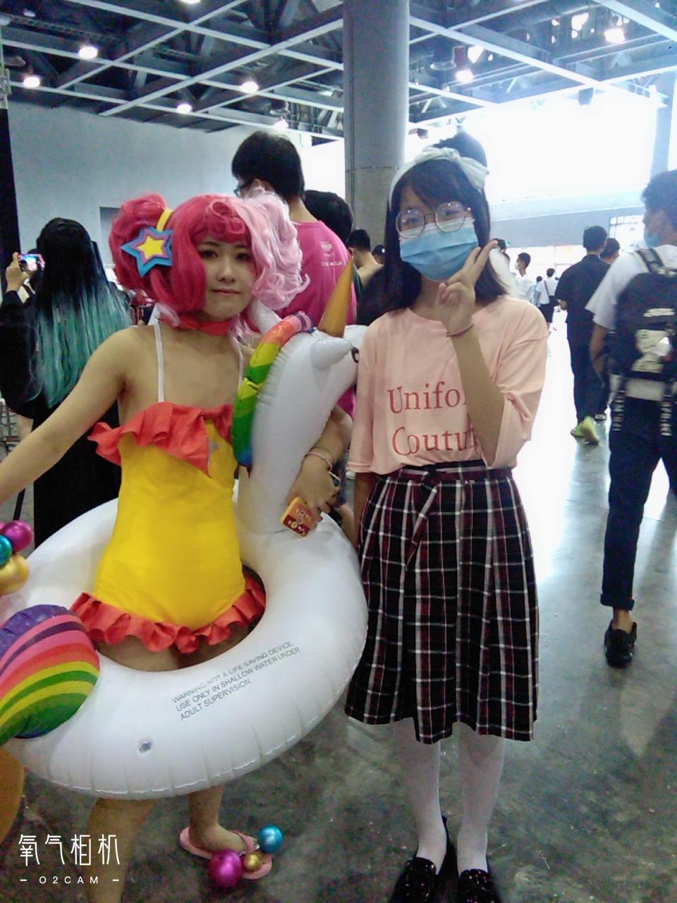 广州漫展cosplay【CN:羽九_kiki】-第16张