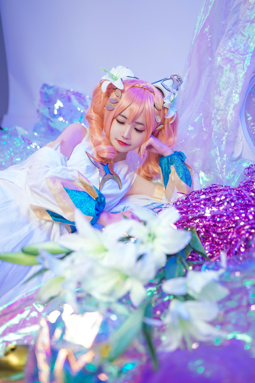 《王者荣耀》正片cosplay【CN:九方音】-第7张