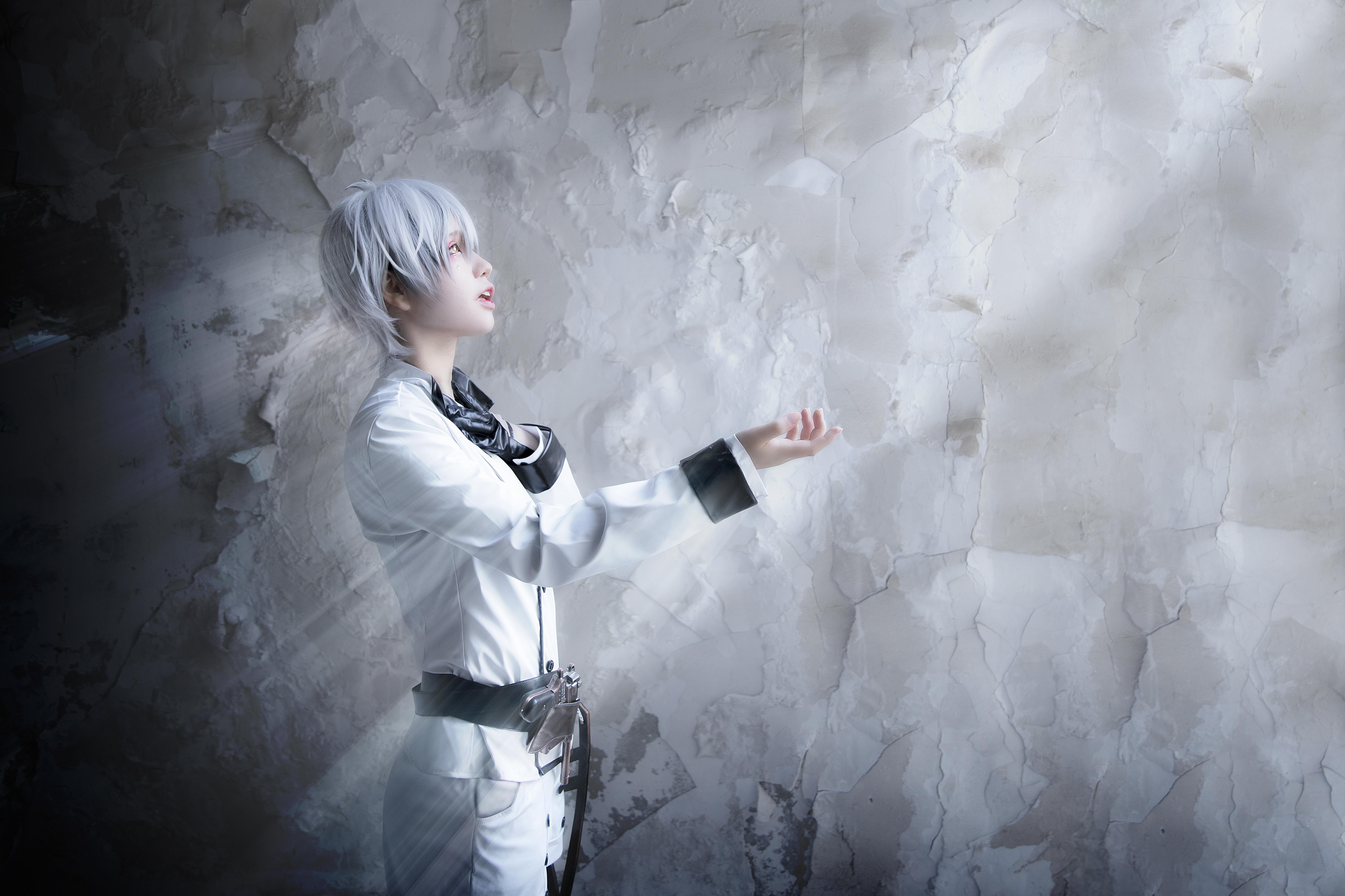 《明日方舟》正片cosplay【CN:缭绫】-第15张