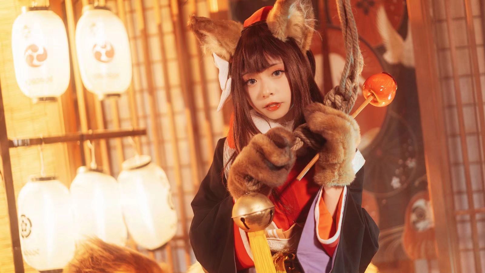 《阴阳师手游》推荐cosplay【CN:coser傻喵】-第8张