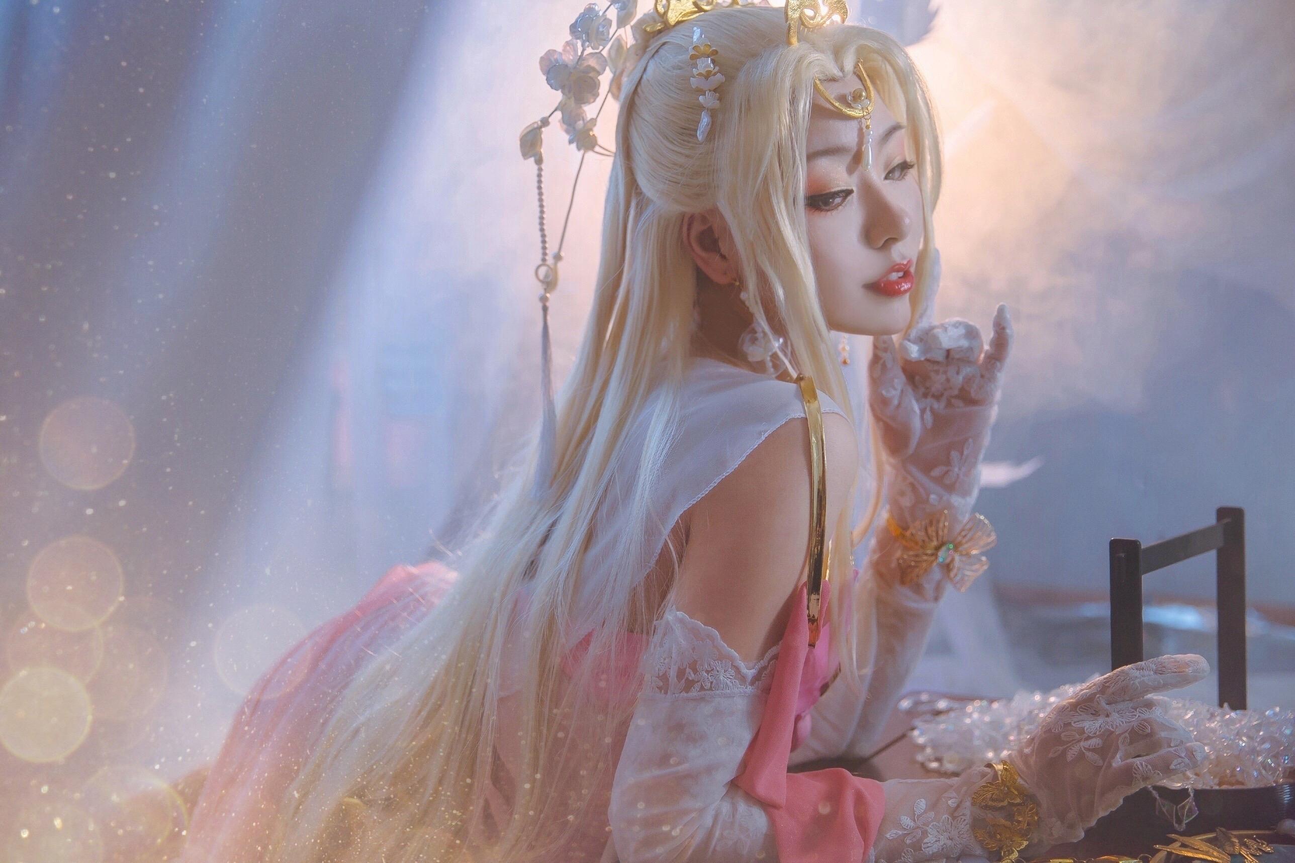《剑侠情缘网络版叁》剑三cosplay【CN:养老状态的锤锤子】-第9张