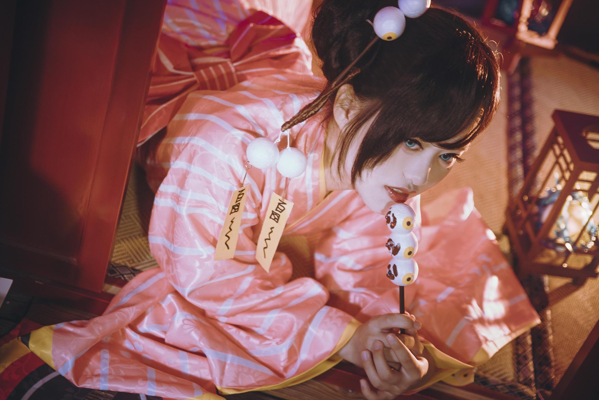 《阴阳师手游》网易阴阳师cosplay【CN:卿绾歌】-第11张