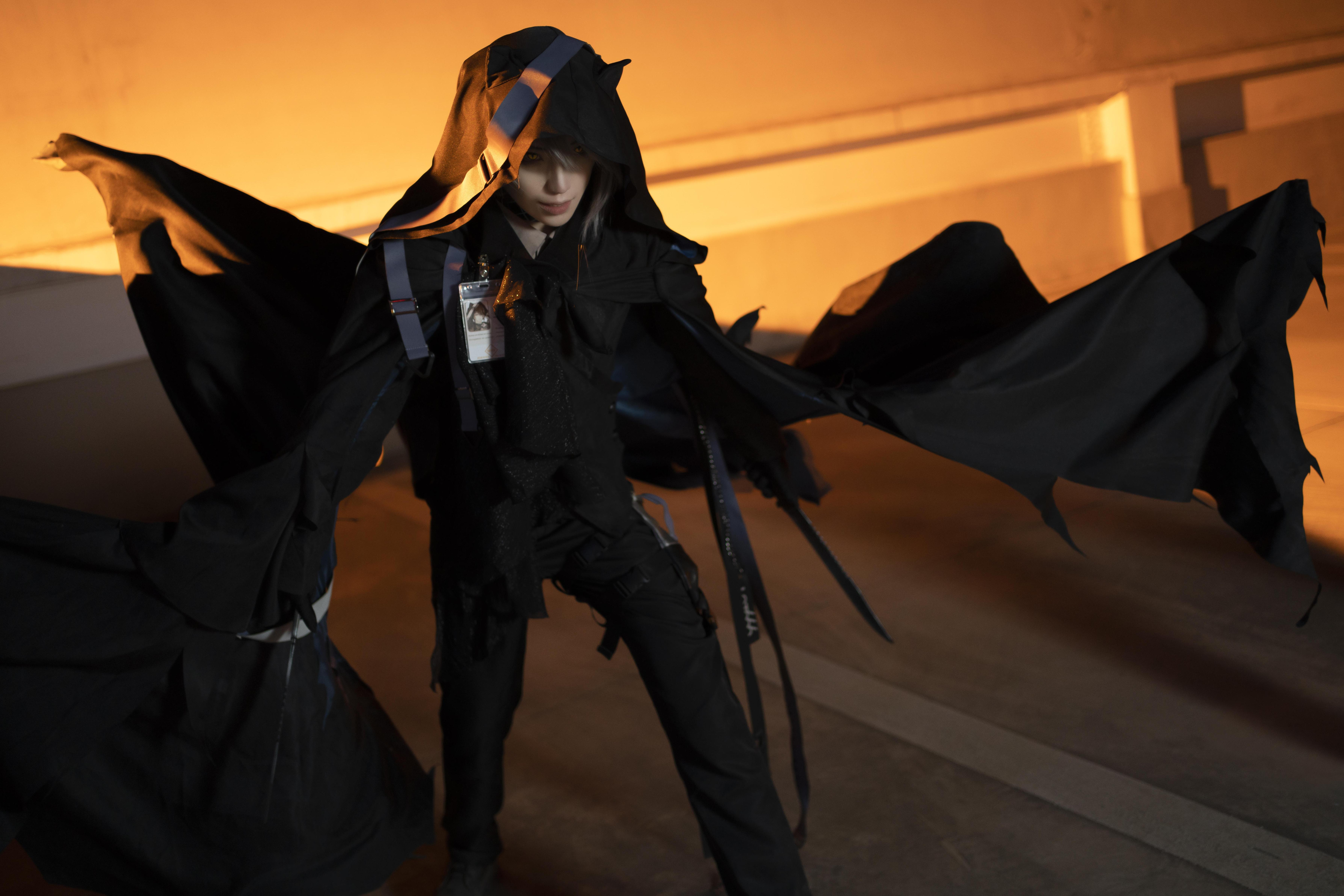 《明日方舟》正片cosplay【CN:斯诺_Yukina】-第26张