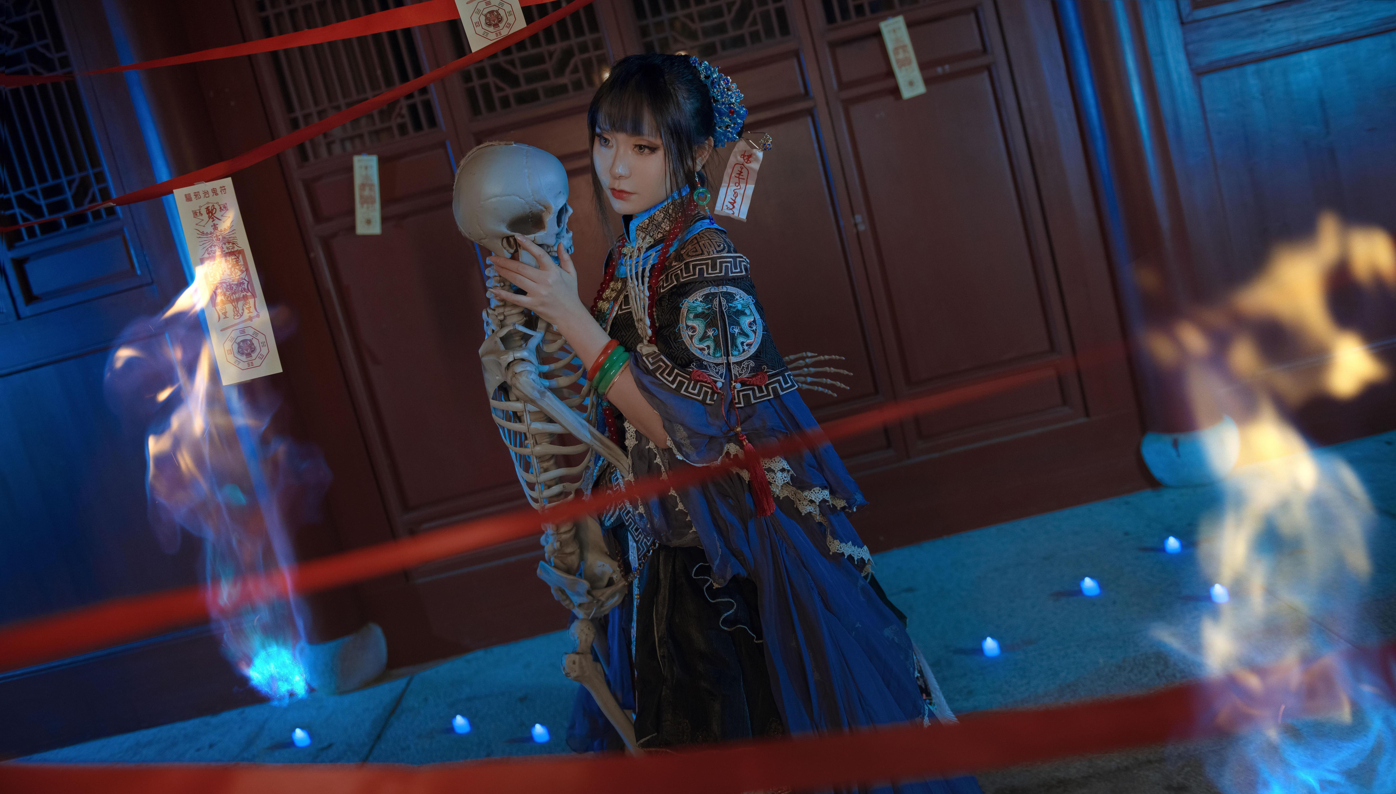 《闪耀暖暖》奇迹暖暖cosplay【CN:沐鱼微夏】-第8张