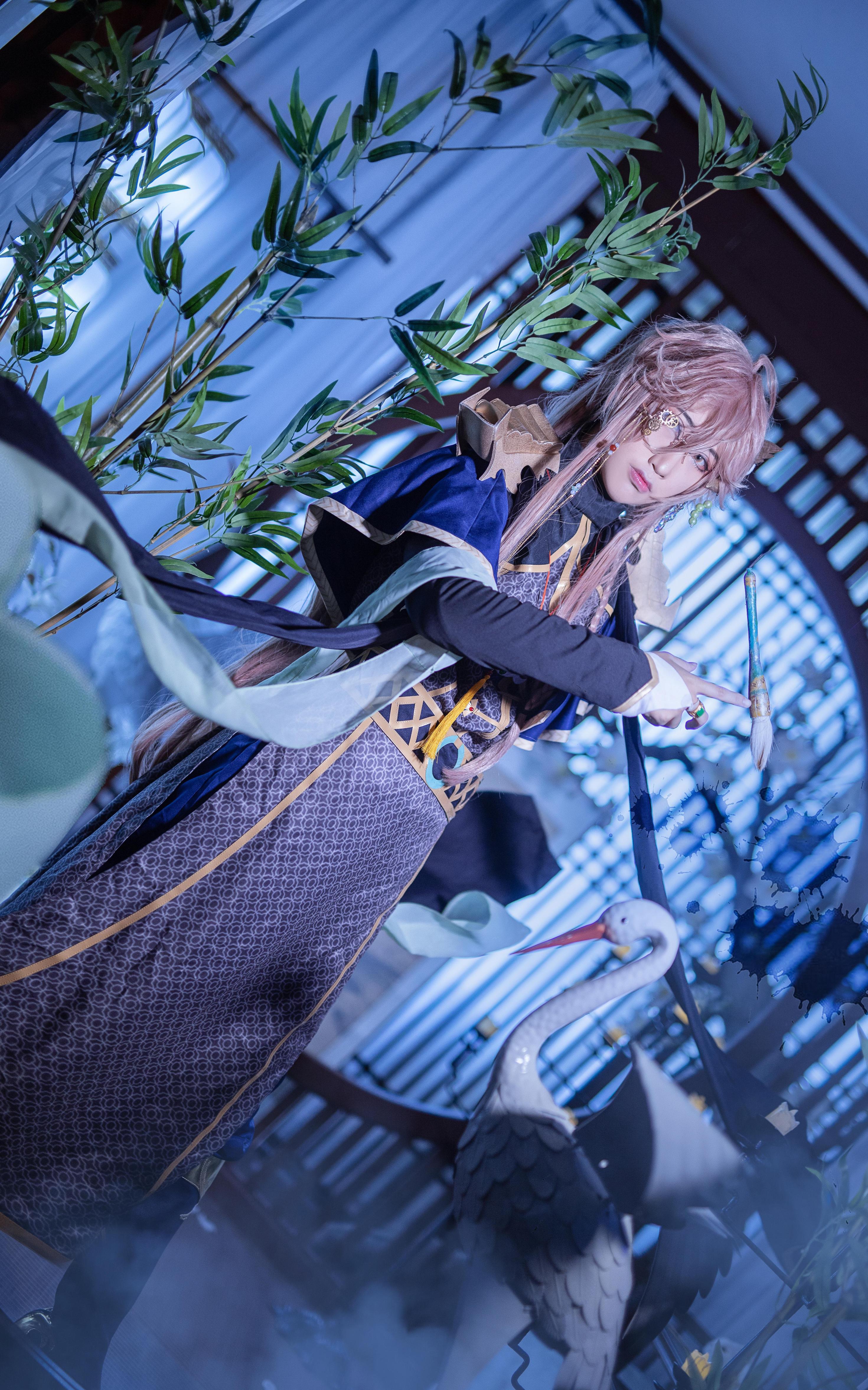 《食物语》正片cosplay【CN:这里夜影】-第13张
